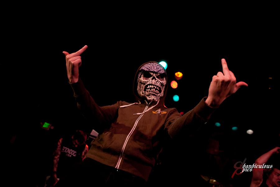 Teenage Bottlerocket Live at The Showbox (Photo by Dan Rogers)