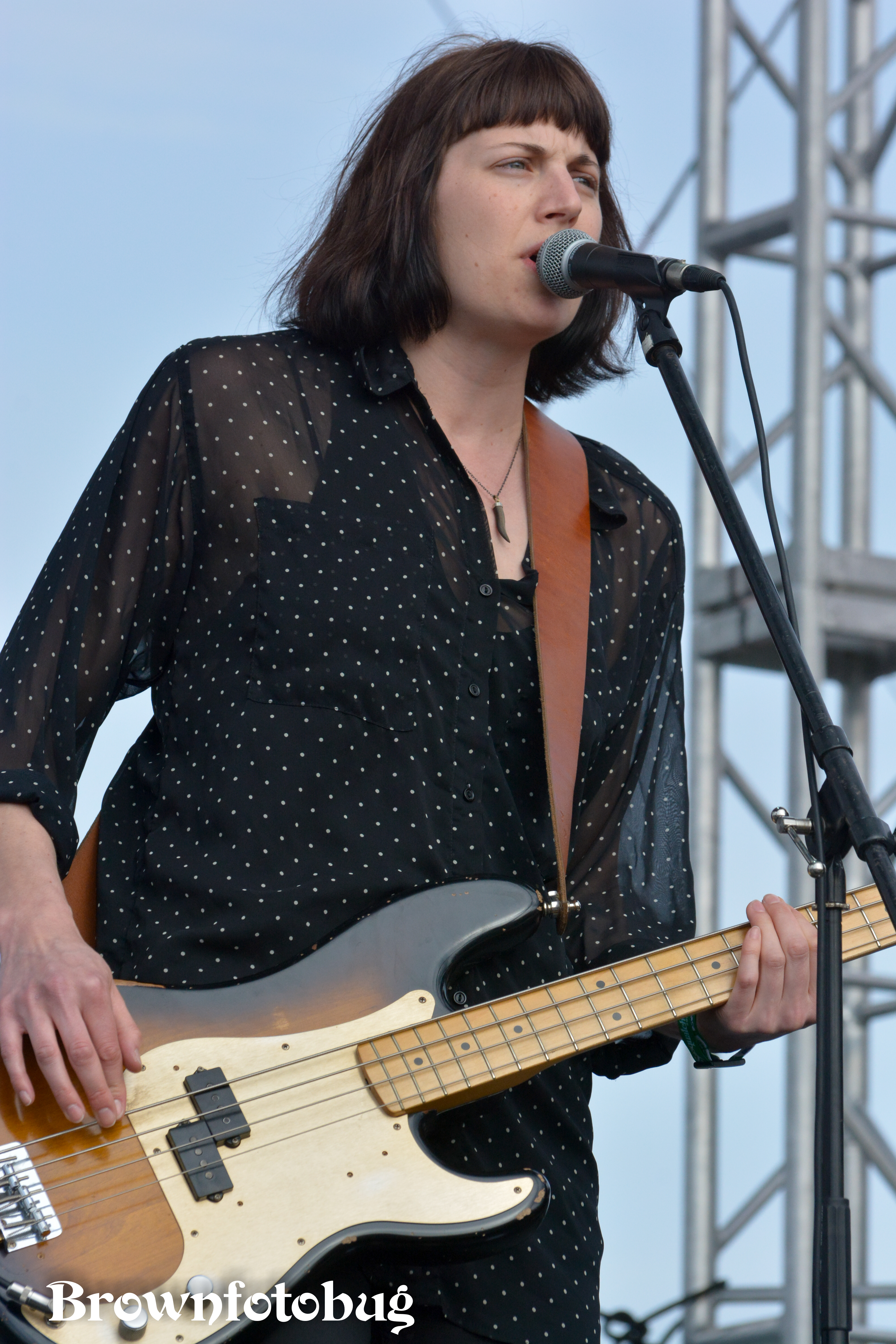 Band of Skulls at Sasquatch! Festival Day 2 (Photo by Arlene Brown)