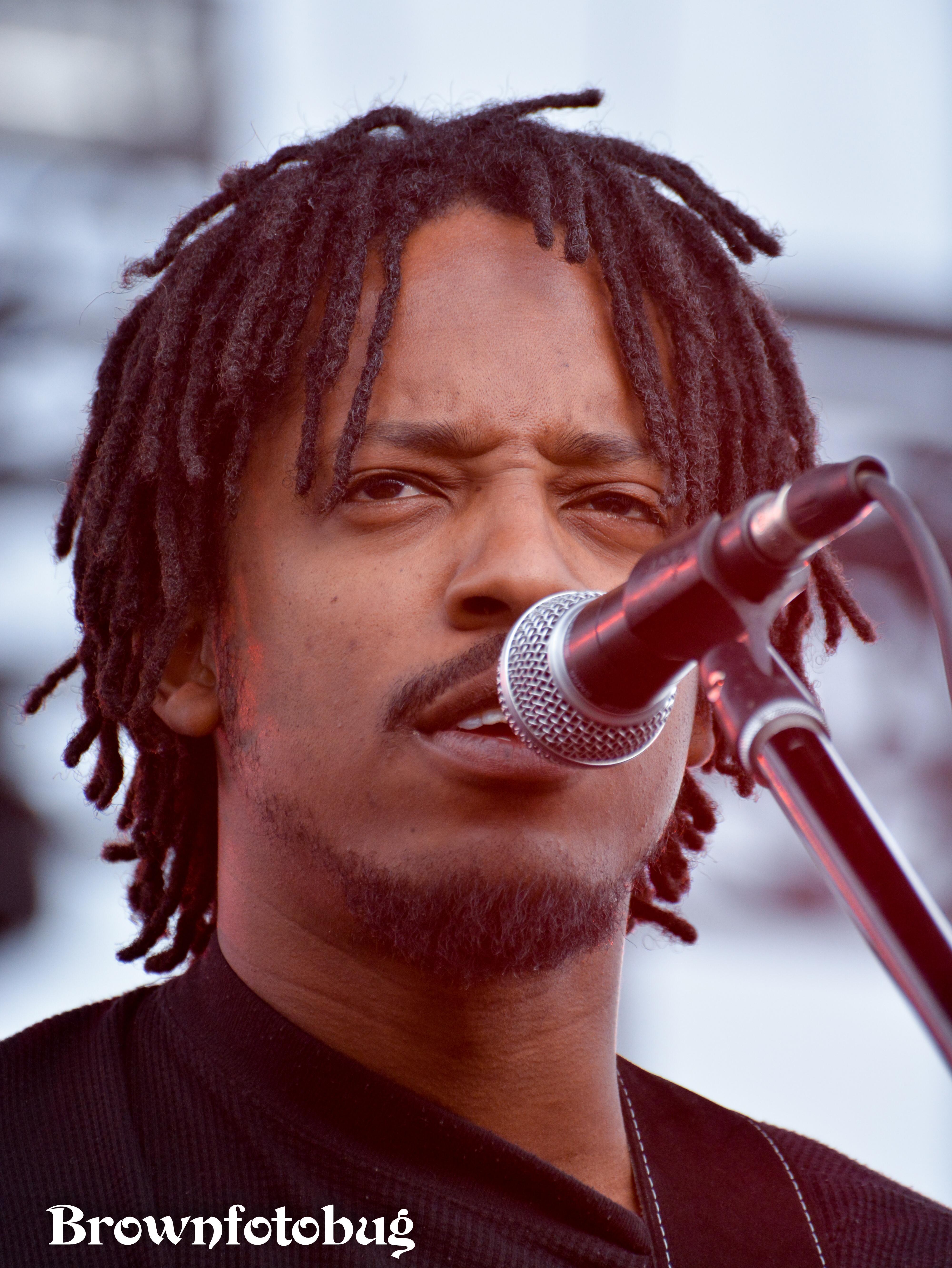 Black Joe Lewis at Sasquatch! Festival Day 3 (Photo by Arlene Brown)