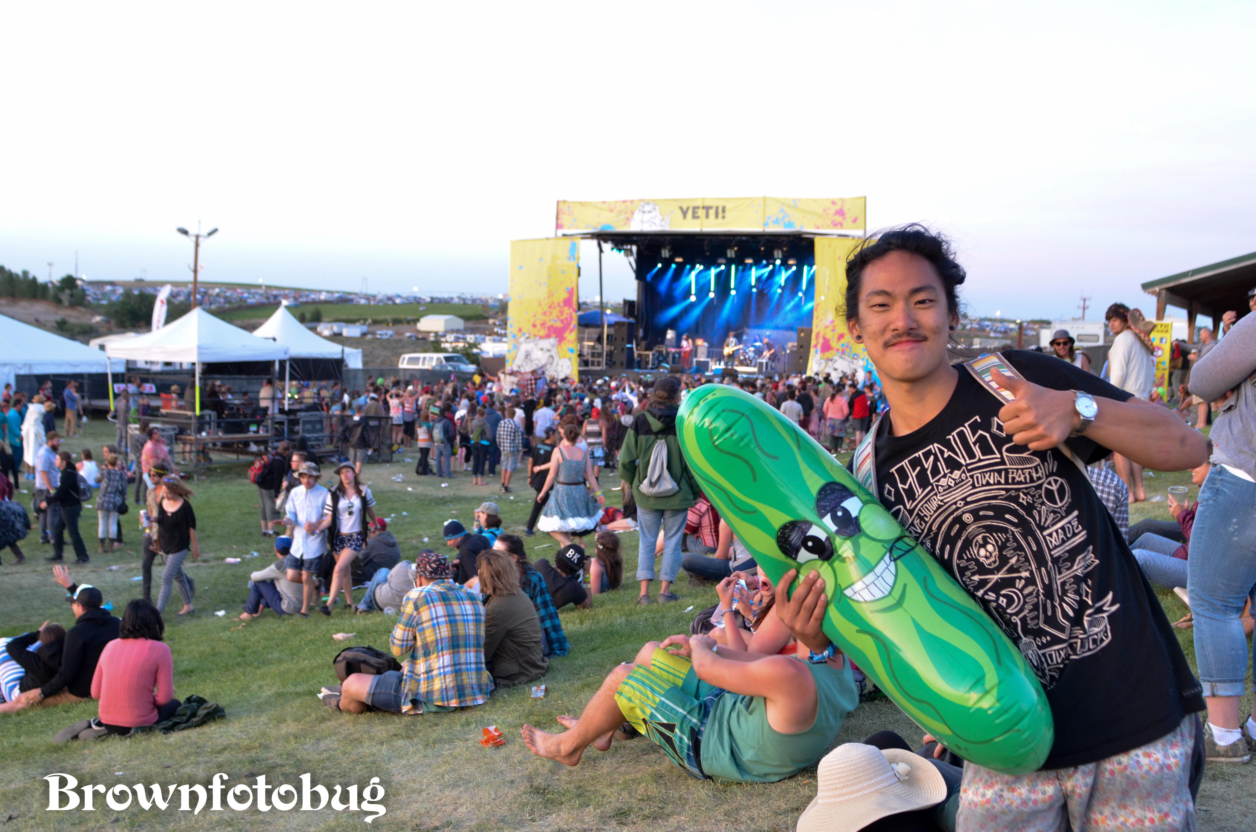 Sasquatch! Festival Day 2 (Photo by Arlene Brown)