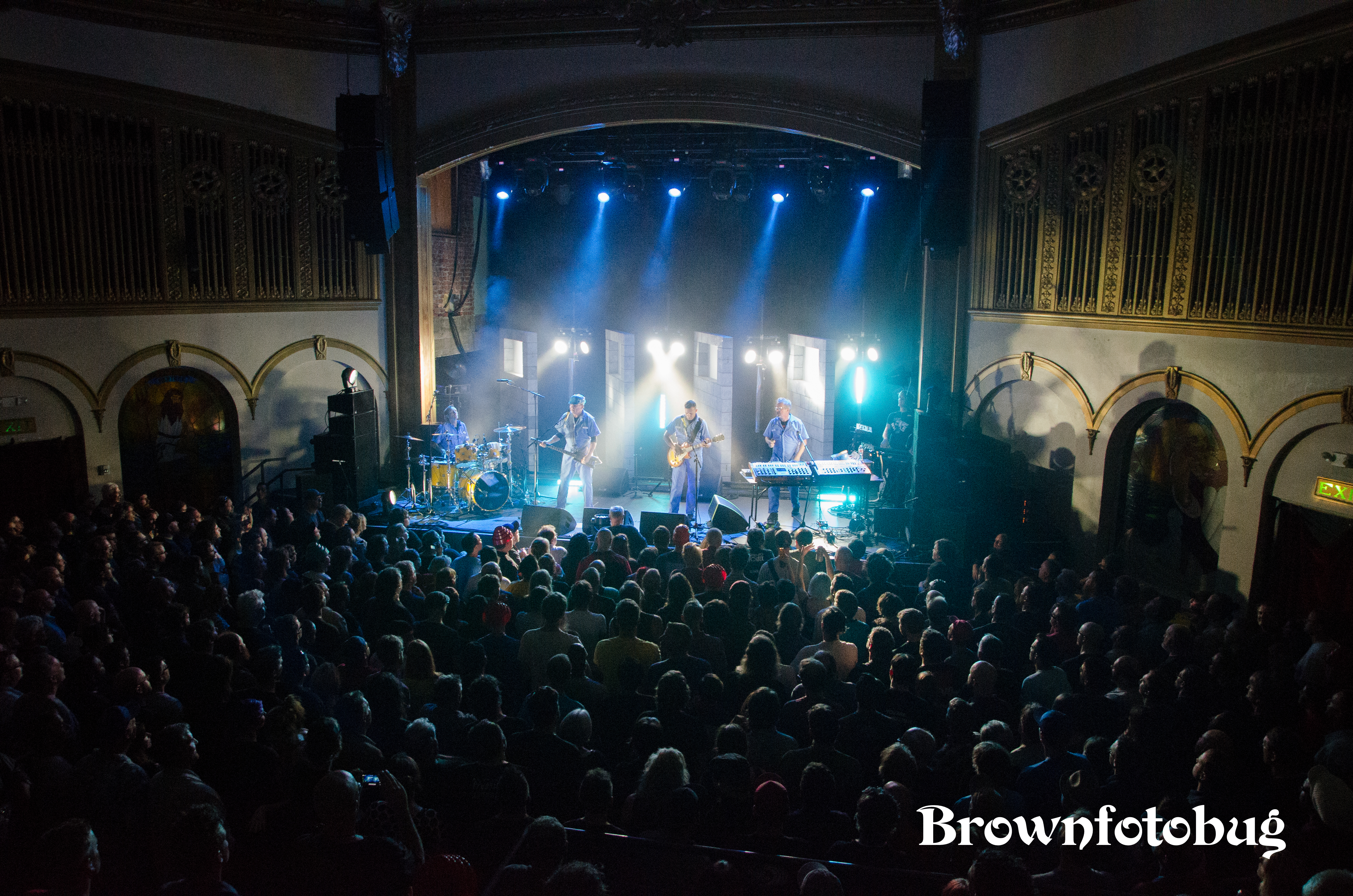 DEVO Live at The Neptune (Photo by Arlene Brown)