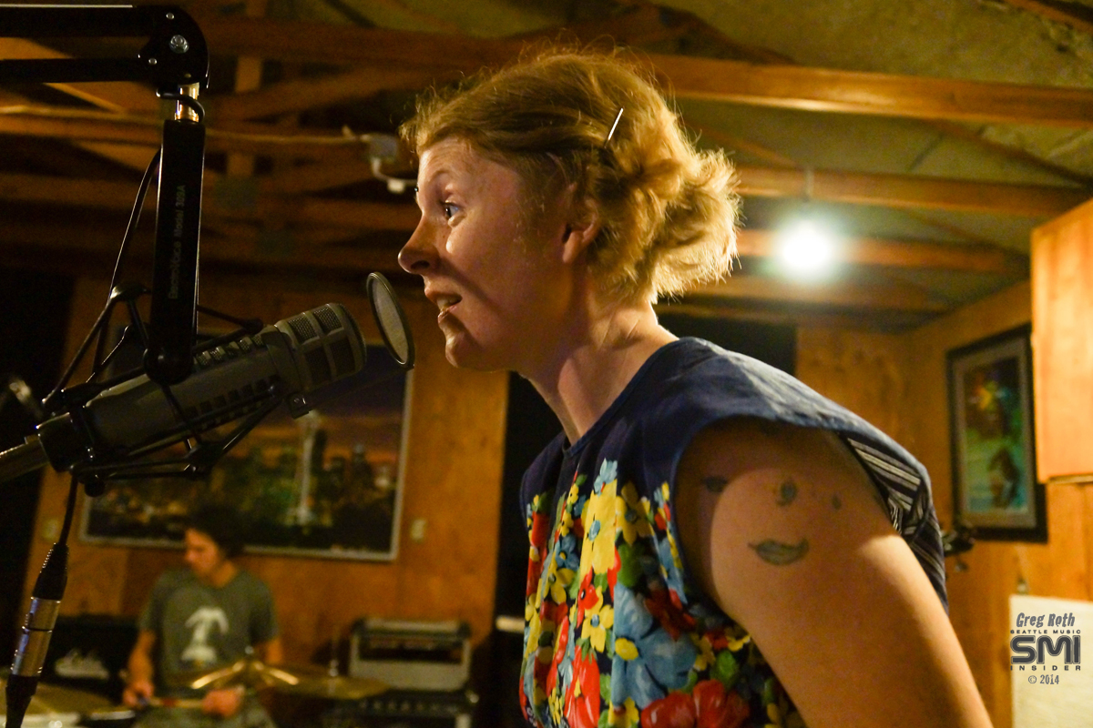 Timber! Shows!: Julia Massey & The Five Finger Discount (Photo by Greg Roth)