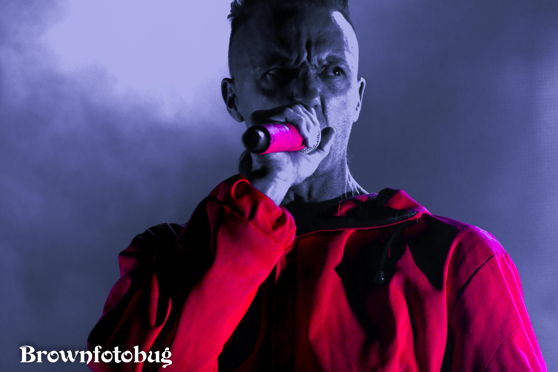 Die Antwoord Sasquatch! Festival Day 1 (Photo by Arlene Brown)