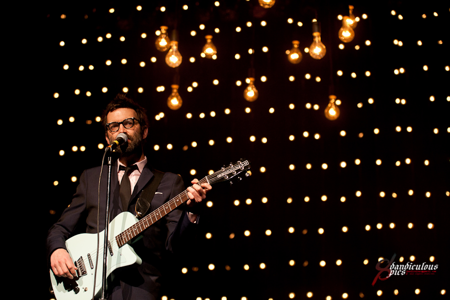 Eels at The Moore Theater (Photo by Dan Rogers)