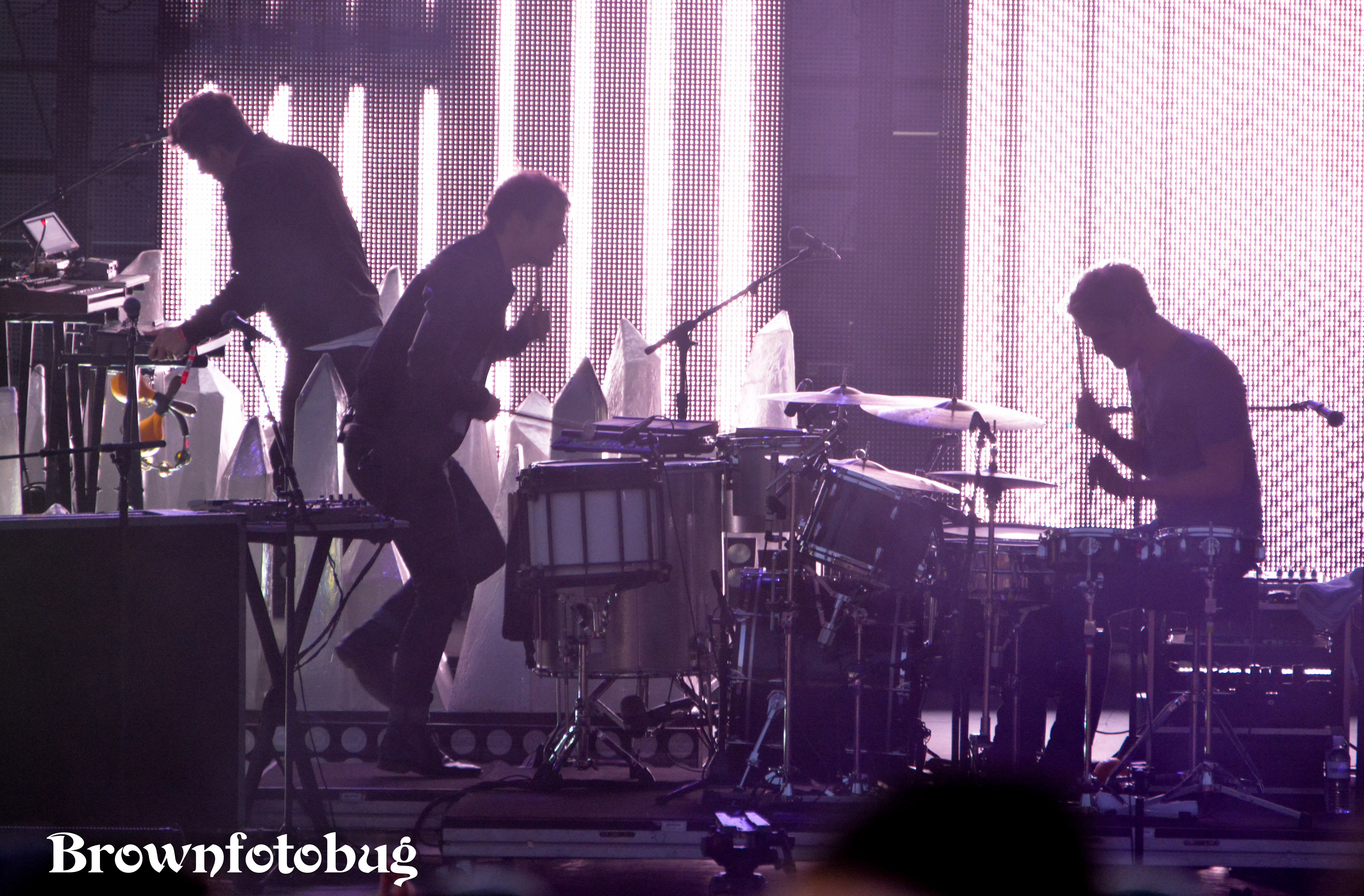 Foster the People Sasquatch! Festival Day 1 (Photo by Arlene Brown)