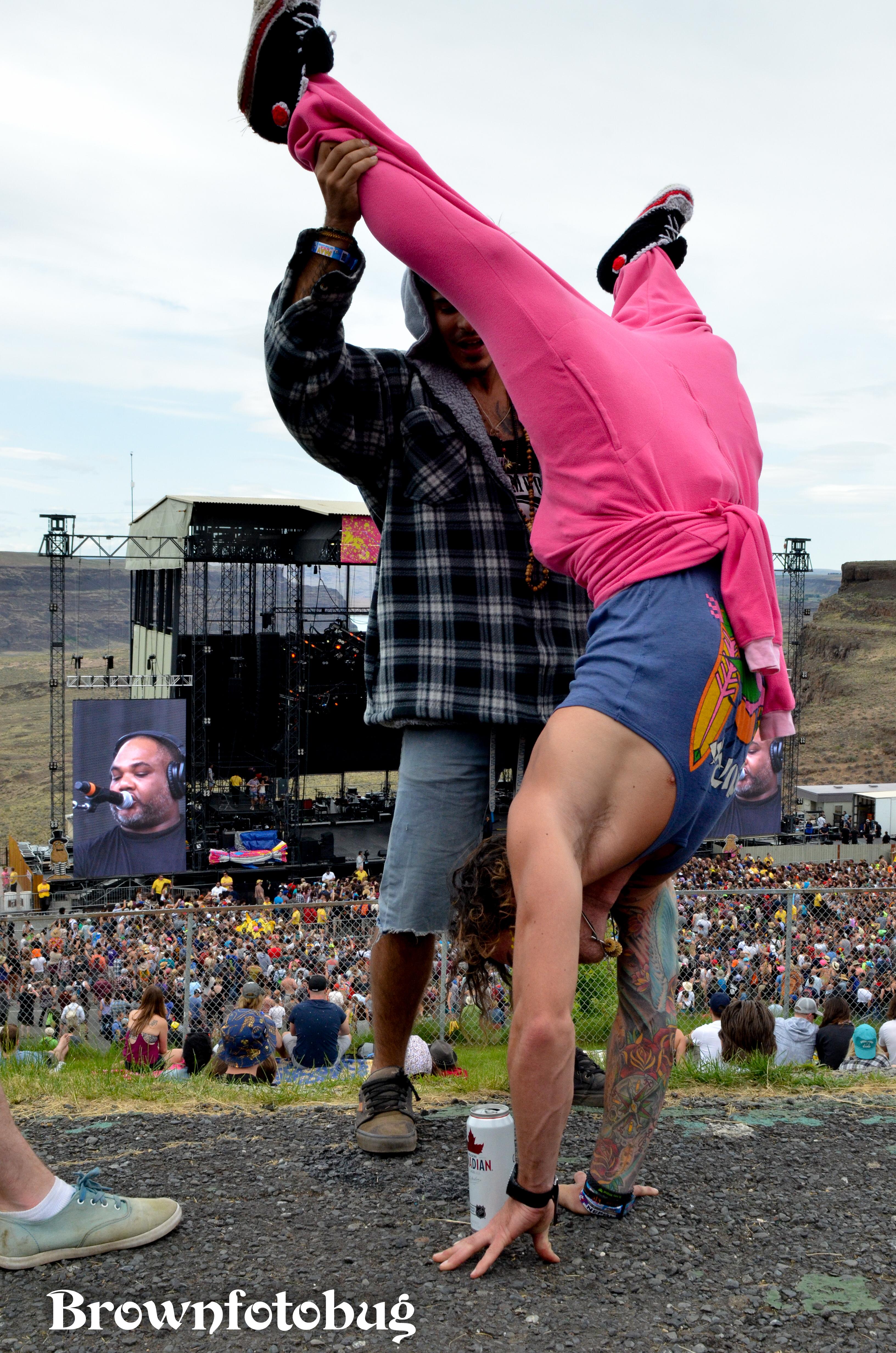 Sasquatch! Festival Day 1 (Photo by Arlene Brown)