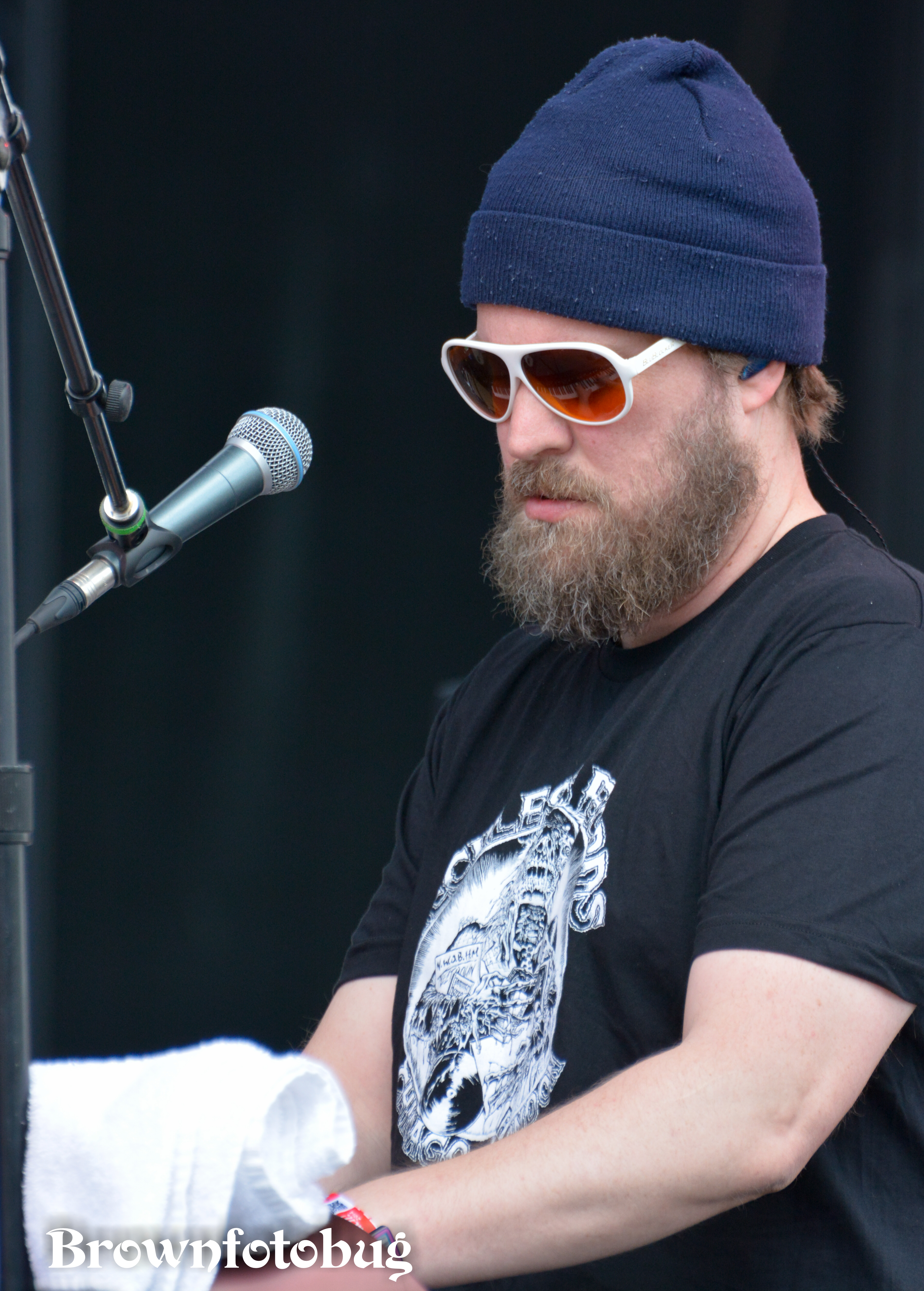 John Grant at Sasquatch! Festival Day 3 (Photo by Arlene Brown)
