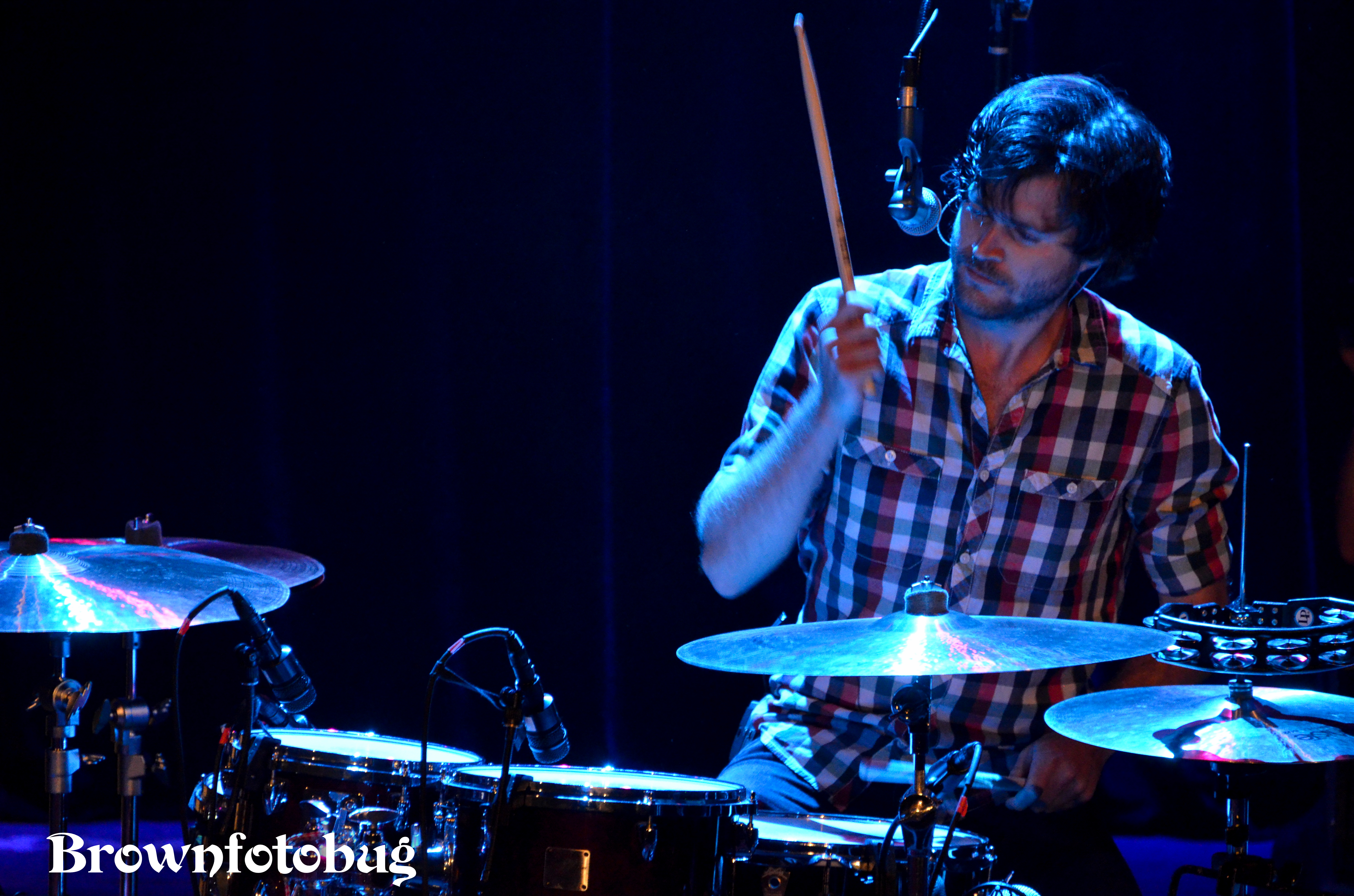 KONGOS Live at Neptune Theater (Photo by Arlene Brown)