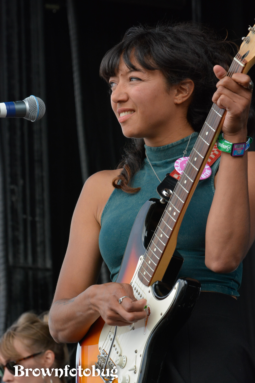 La Luz at Sasquatch! Festival Day 3 (Photo by Arlene Brown)