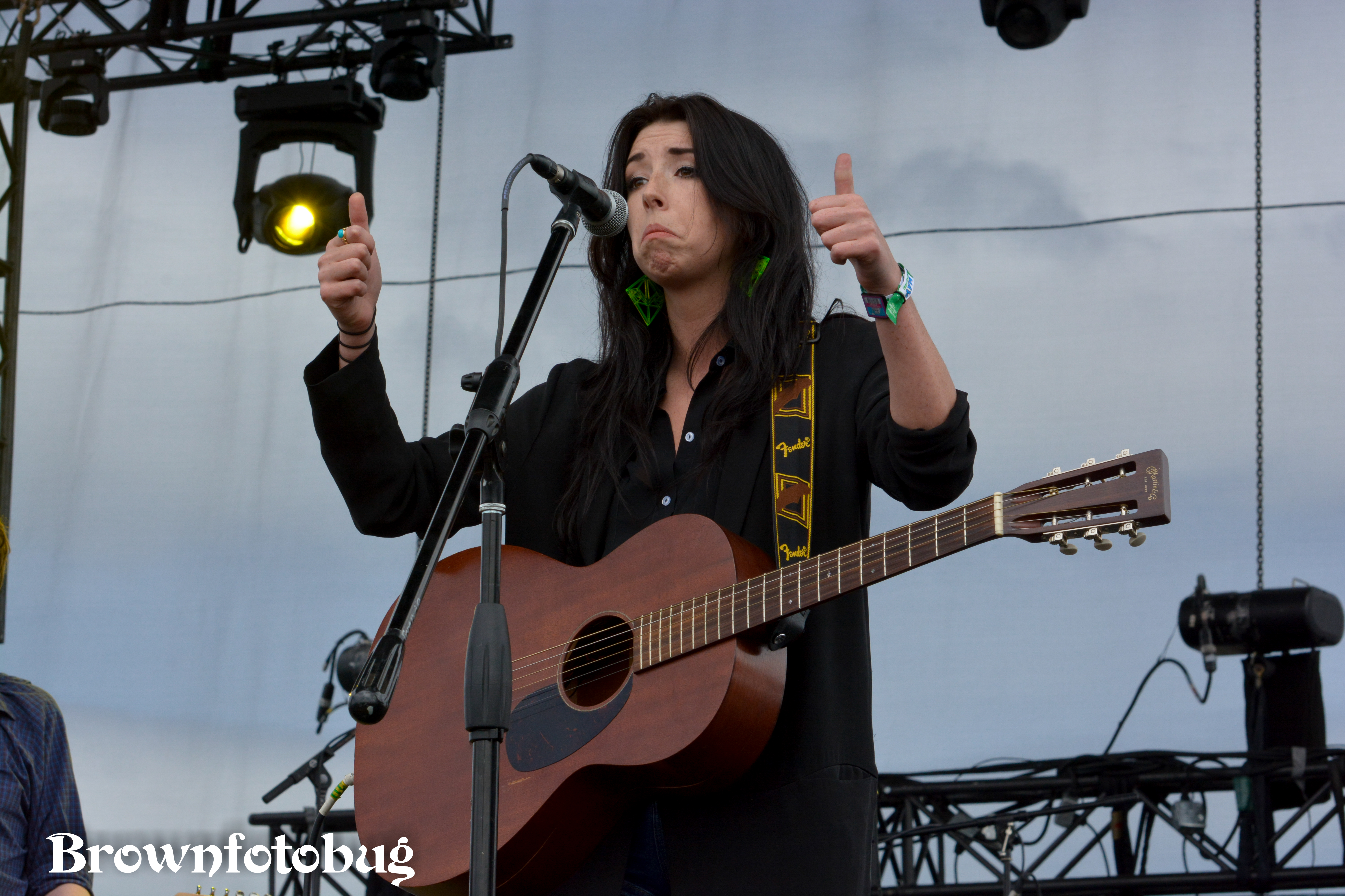 Little Green Cards at Sasquatch! Festival Day 3 (Photo by Arlene Brown)