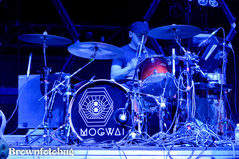 Mogwai Sasquatch! Festival Day 1 (Photo by Arlene Brown)