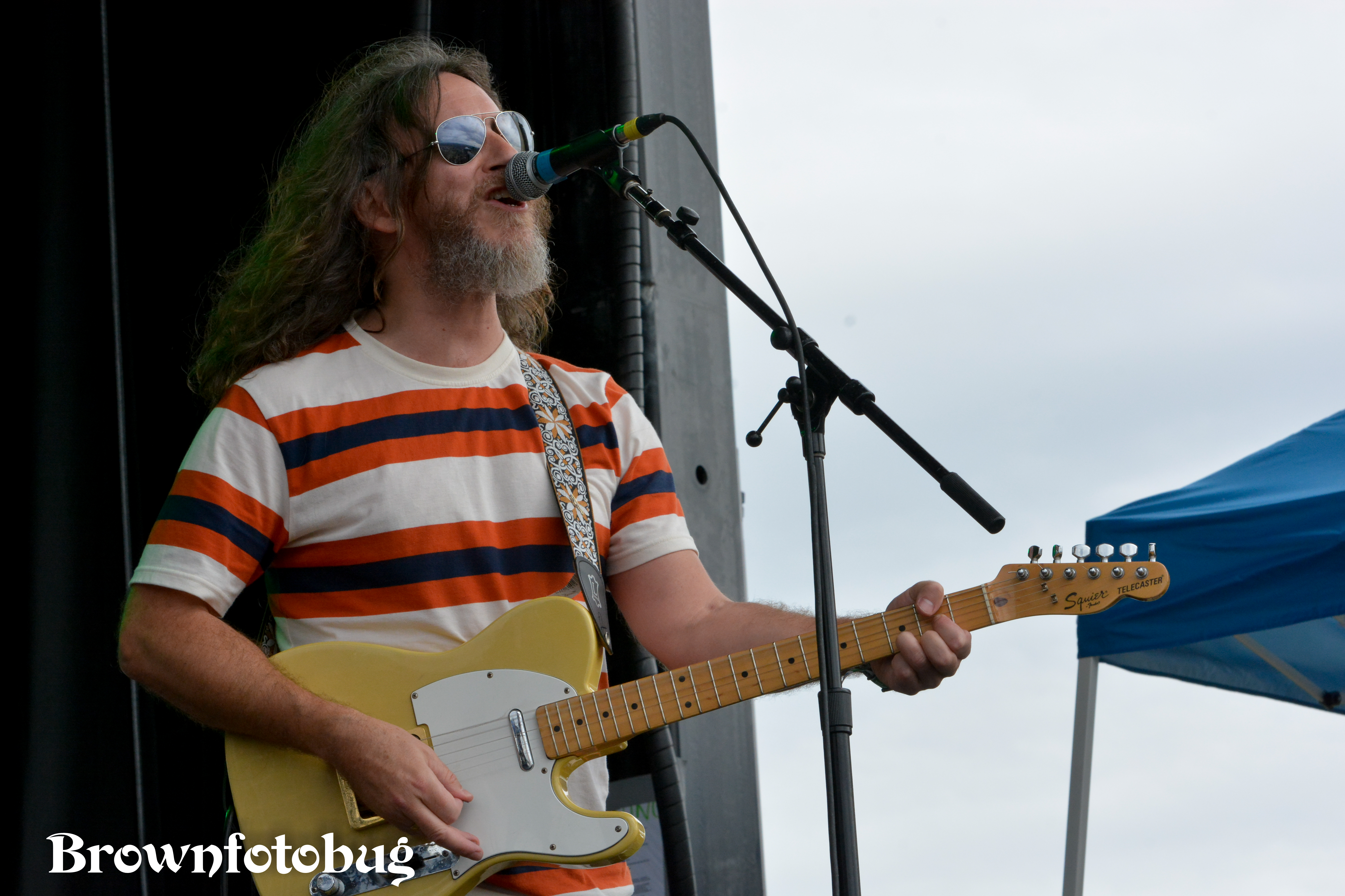 Pink Mountaintops at Sasquatch! Festival Day 3 (Photo by Arlene Brown)