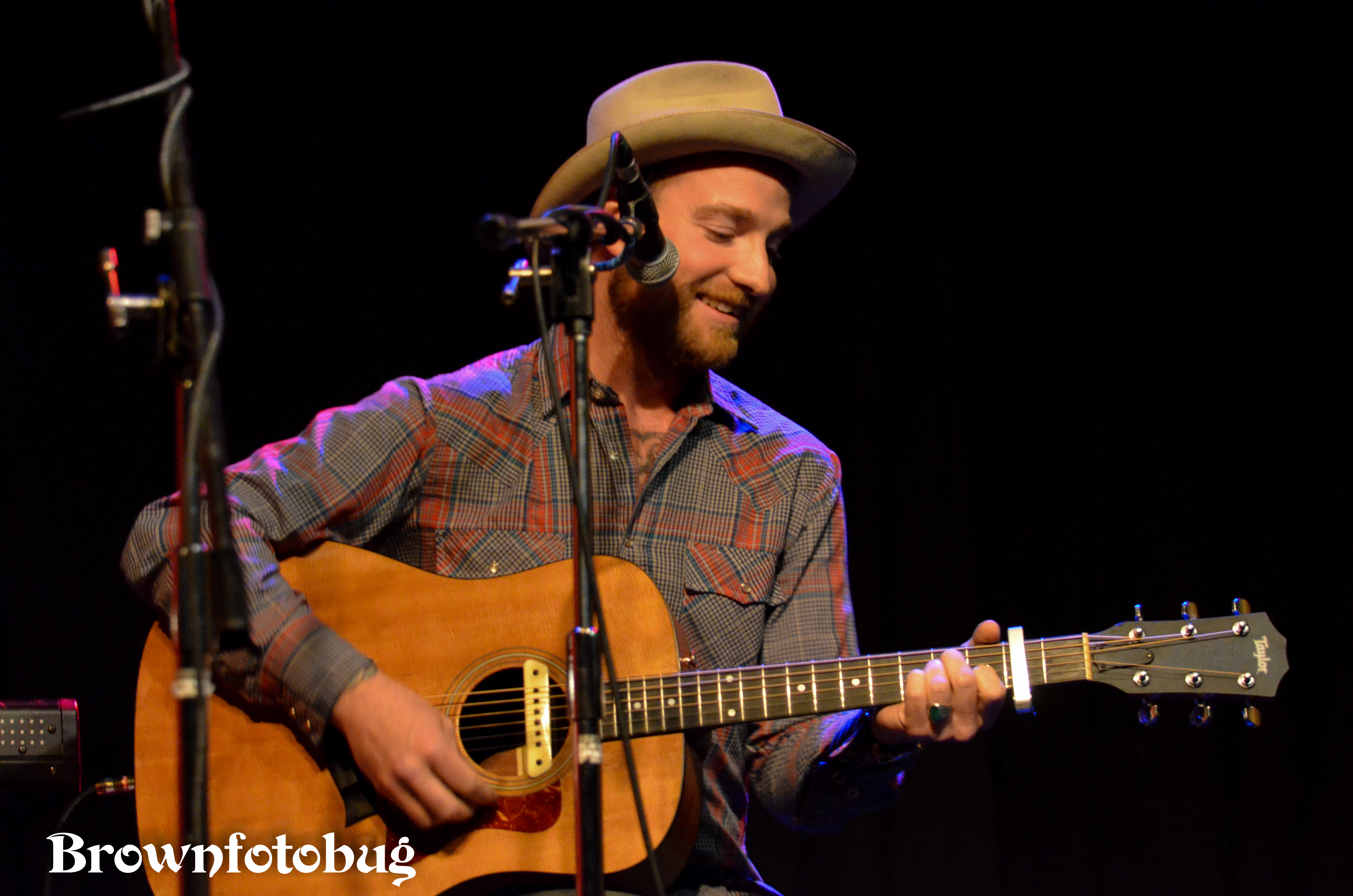 Sam Watts Live at The Jewelbox Theater (Photo by Arlene Brown)