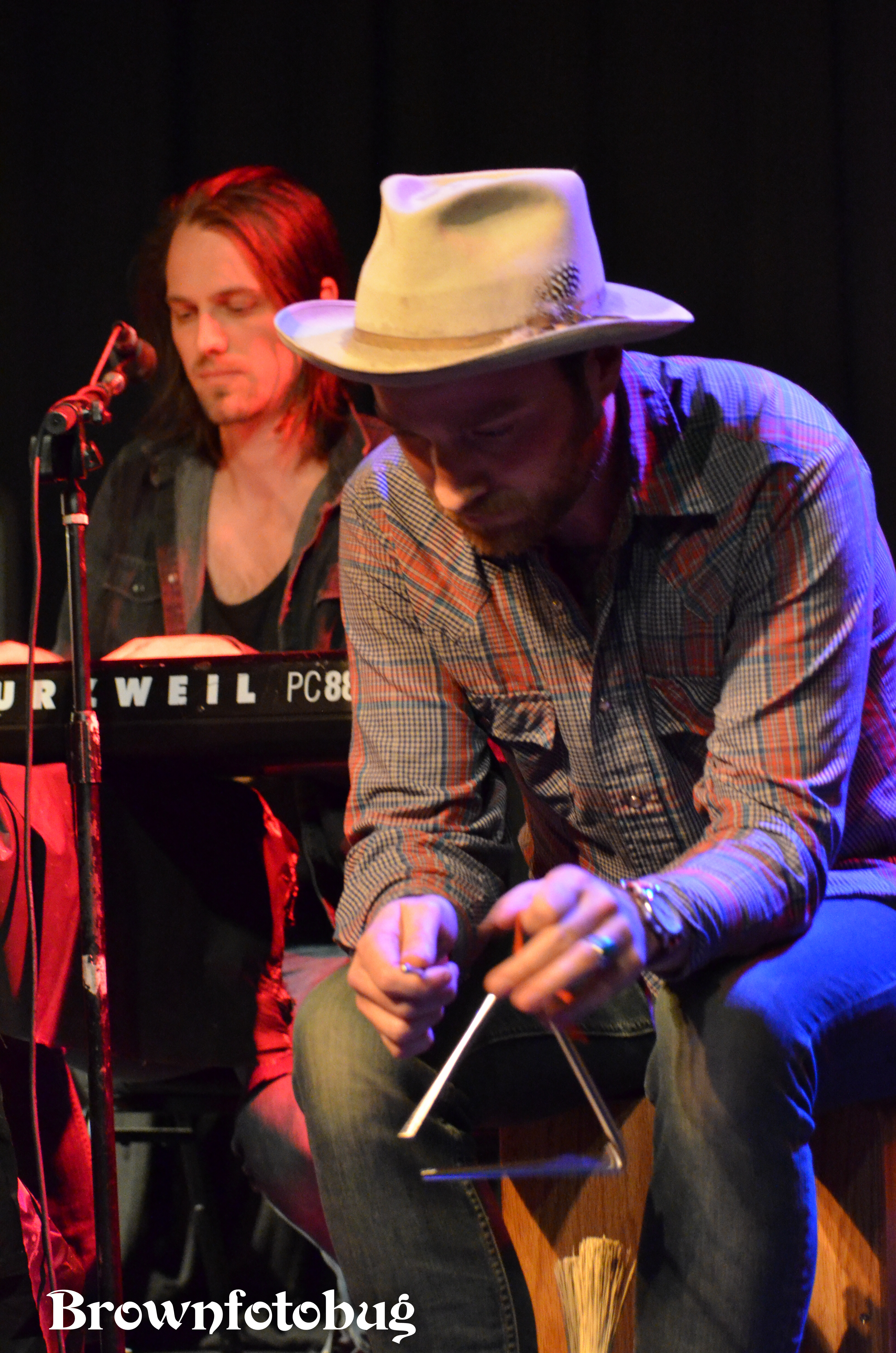 Planes on Paper Live at The Jewelbox Theater (Photo by Arlene Brown)