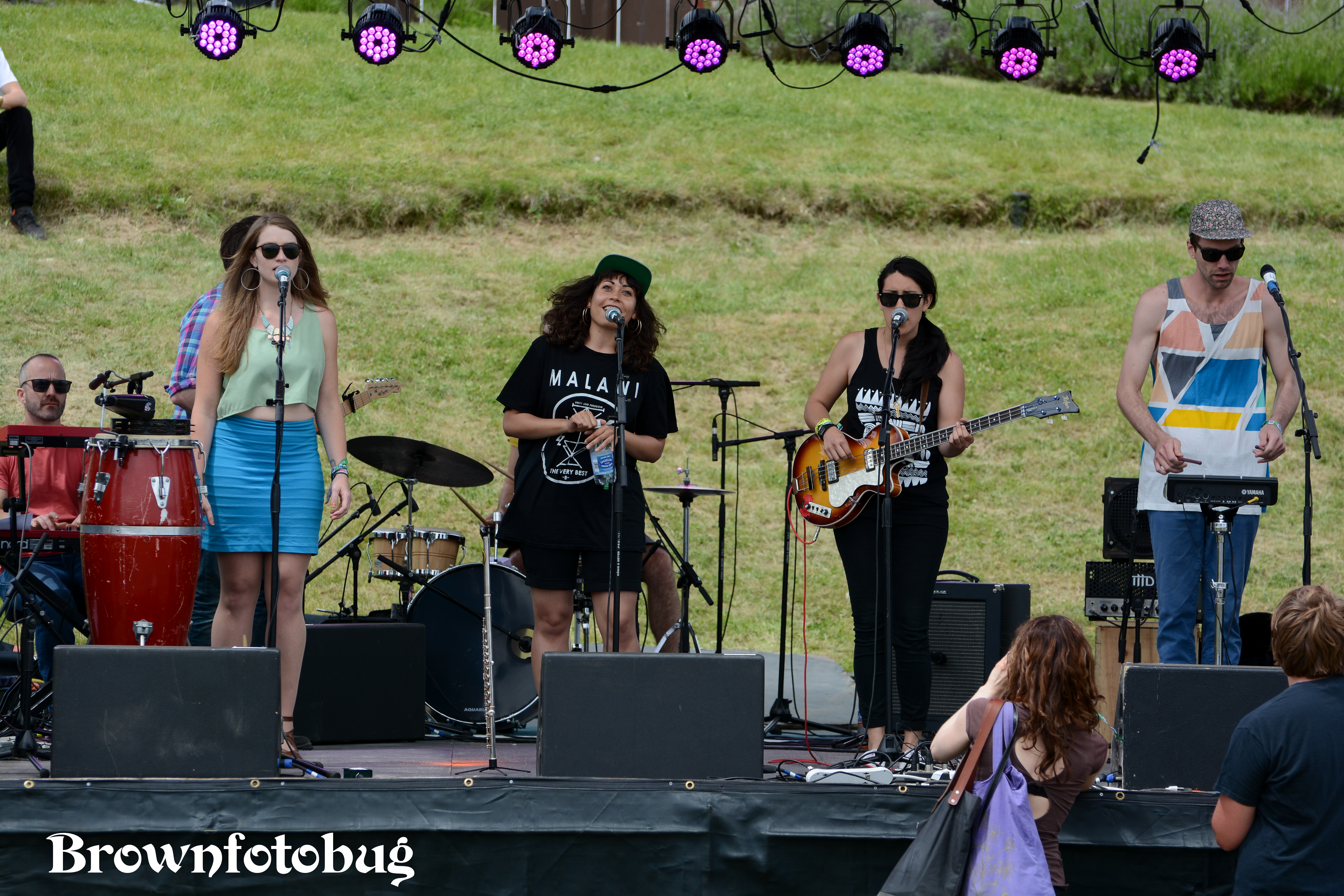 Pollens at Sasquatch! Festival Day 3 (Photo by Arlene Brown)