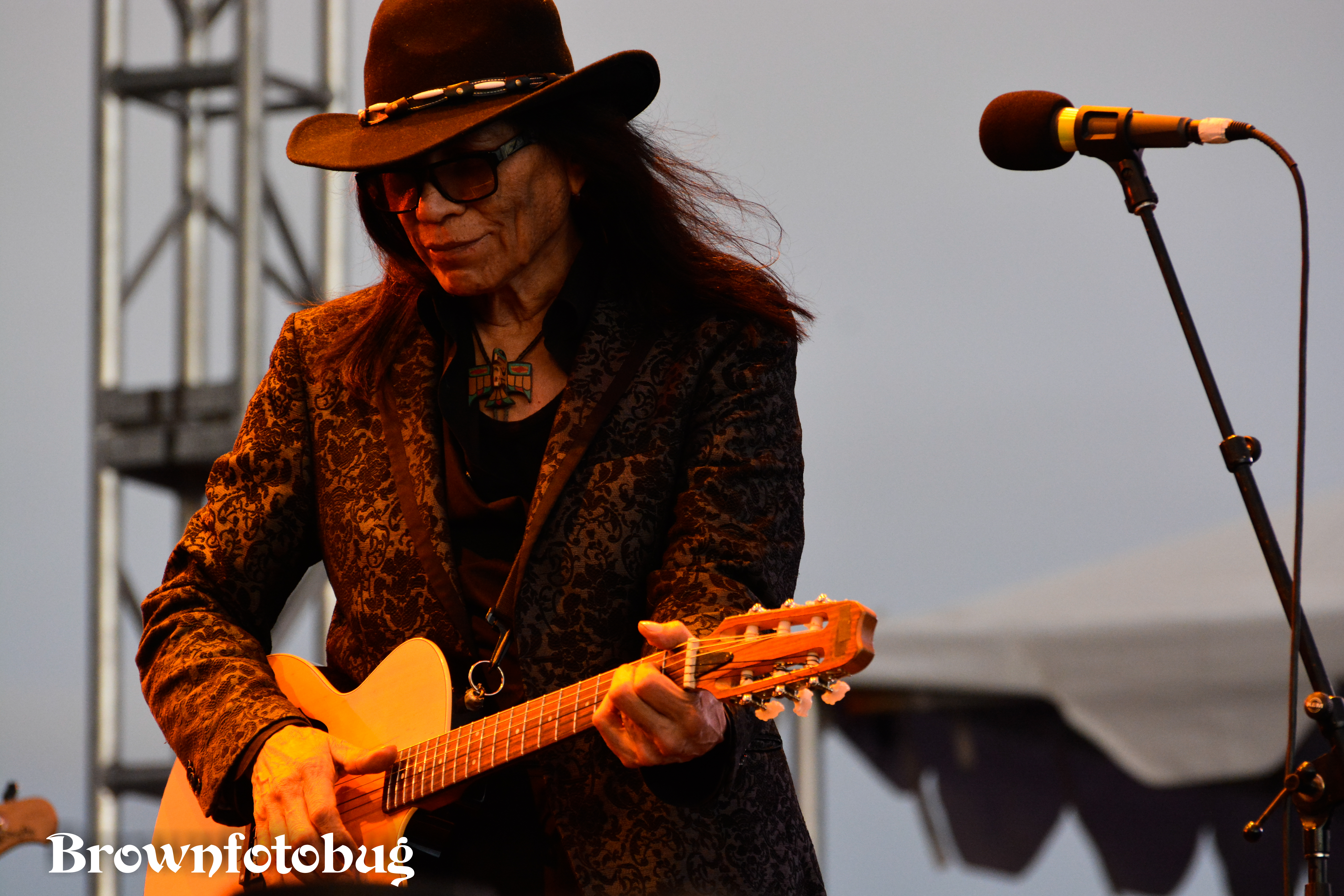 Rodriguez at Sasquatch! Festival Day 3 (Photo by Arlene Brown)