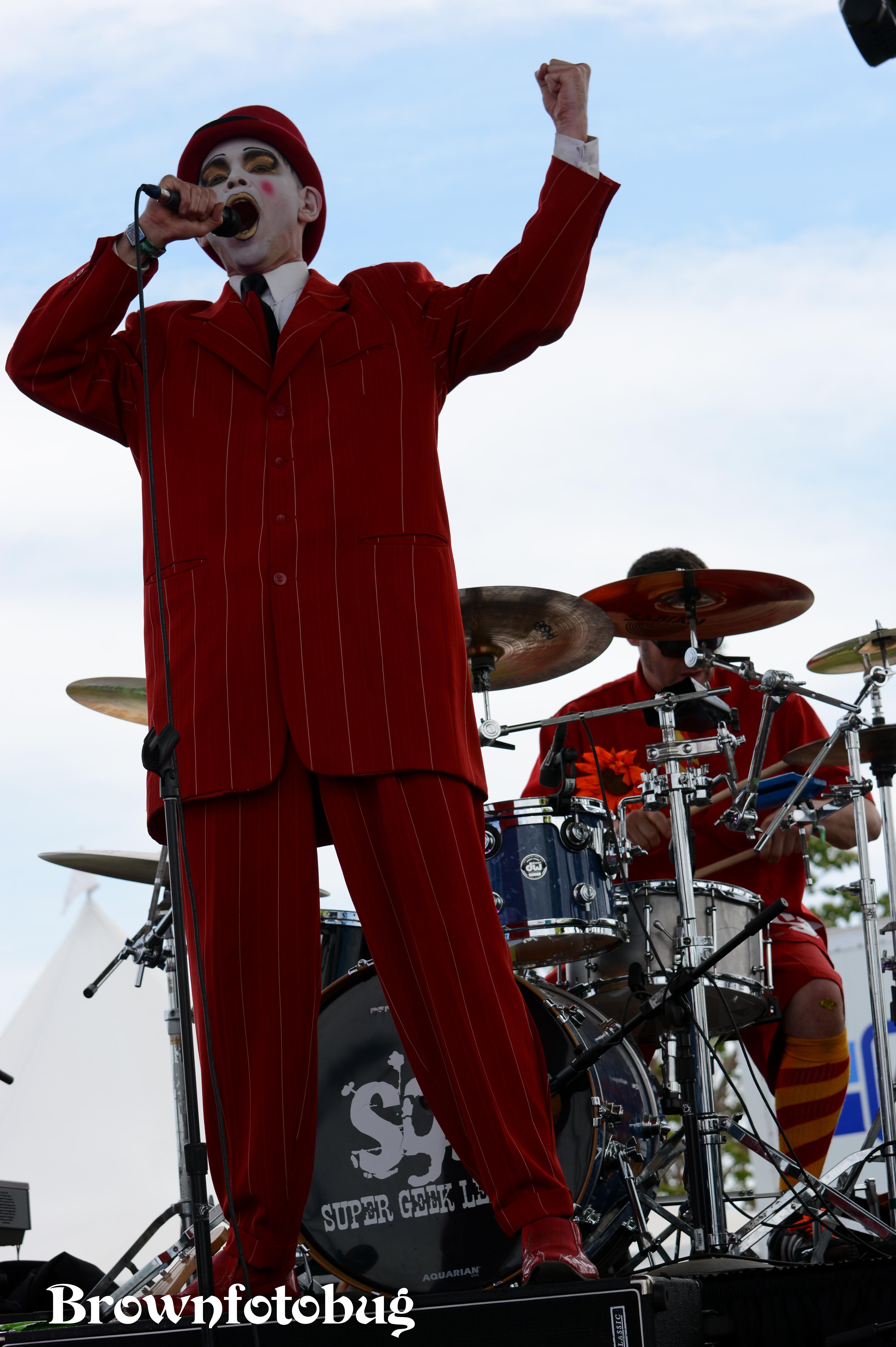 Super Geek League at Sasquatch! Music Festival (Photo by Arlene Brown)