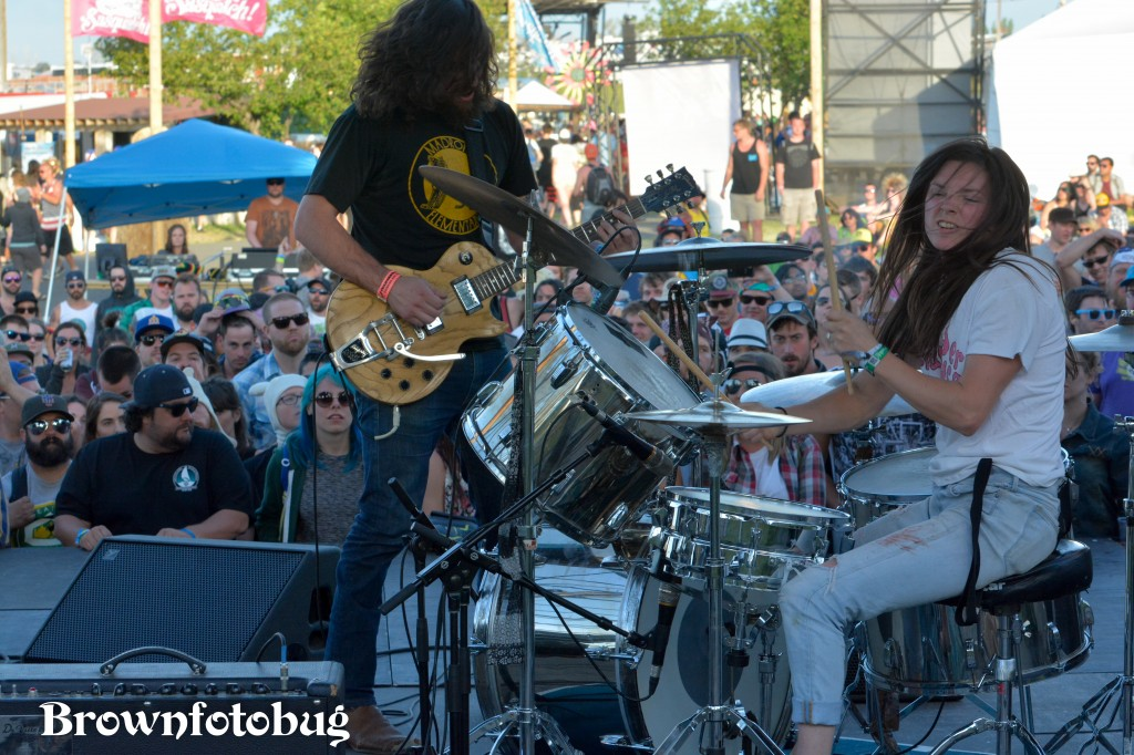 The Grizzled Mighty at Sasquatch! Festival Day 2 (Photo by Arlene Brown)