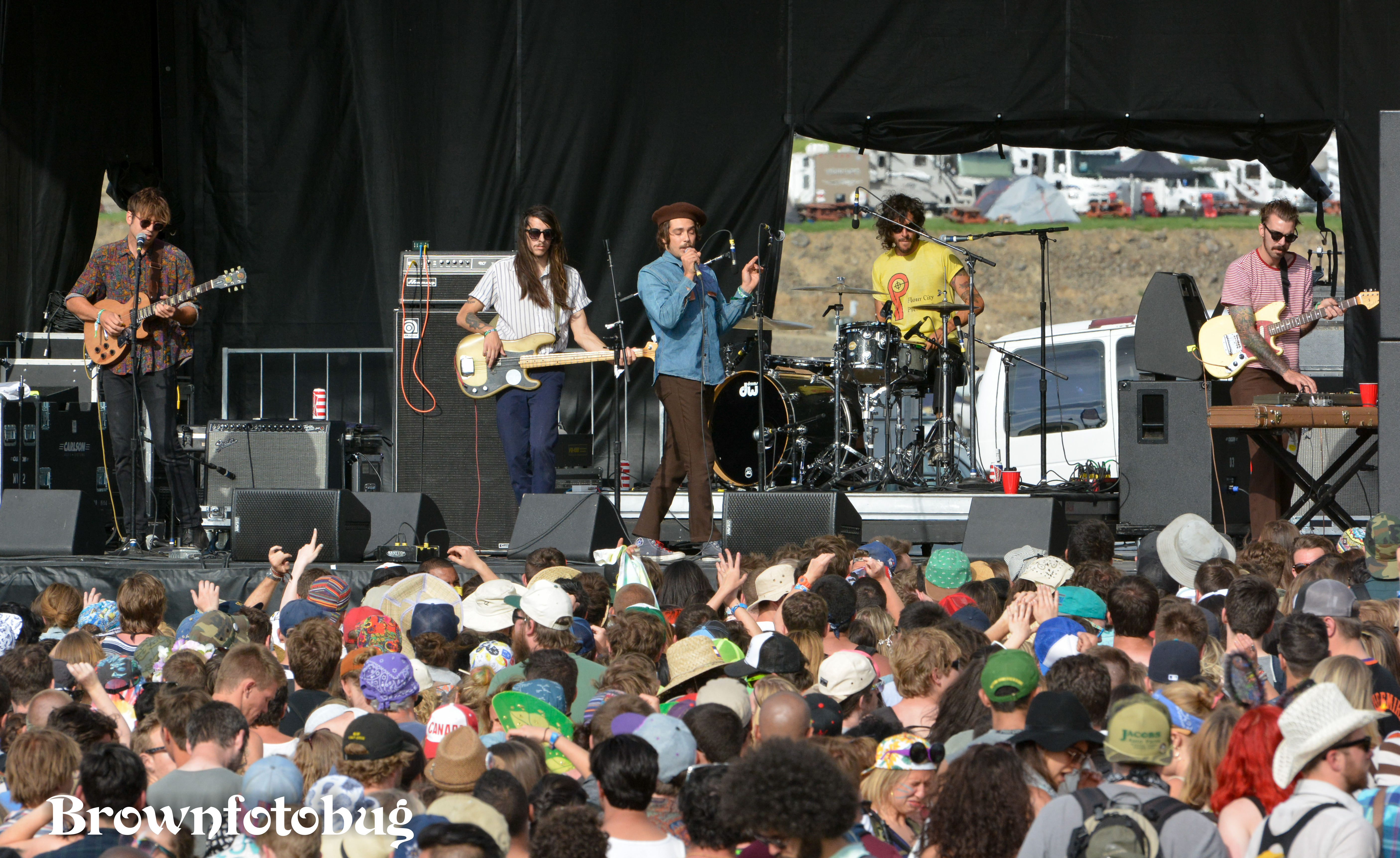 The Growlers at Sasquatch! Festival Day 2 (Photo by Arlene Brown)