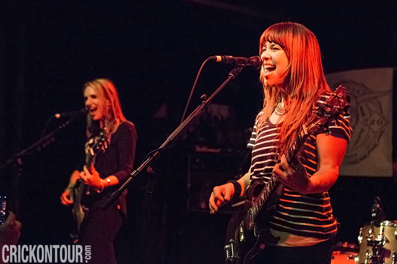 Veruca Salt Live at Tractor Tavern (Photo by Alex Crick)