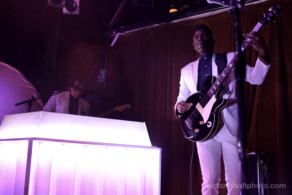 Metronomy at Neumos (Photo by Victoria Holt)