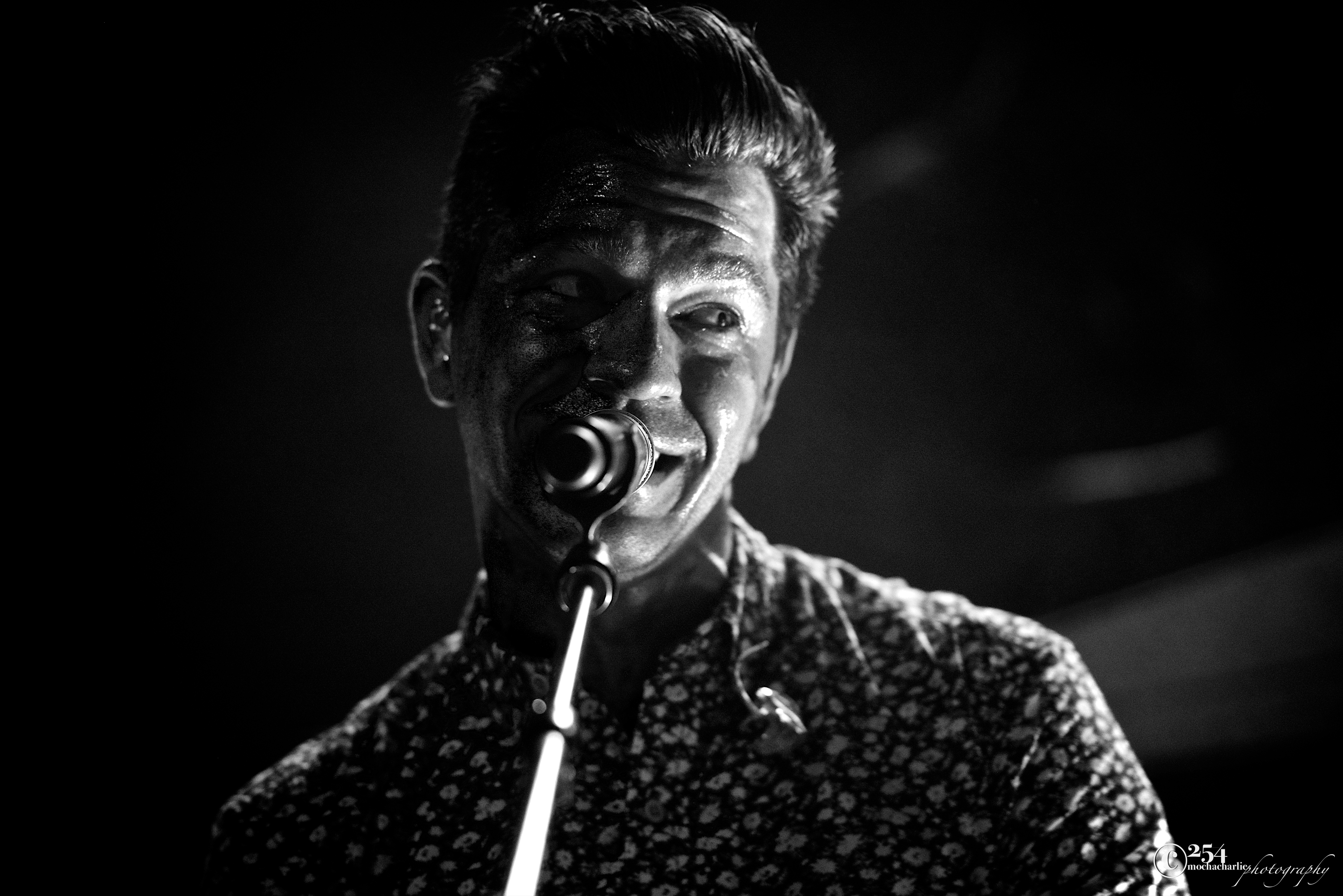 Andy Grammer at Neumos (Photo by Mocha Charlie)