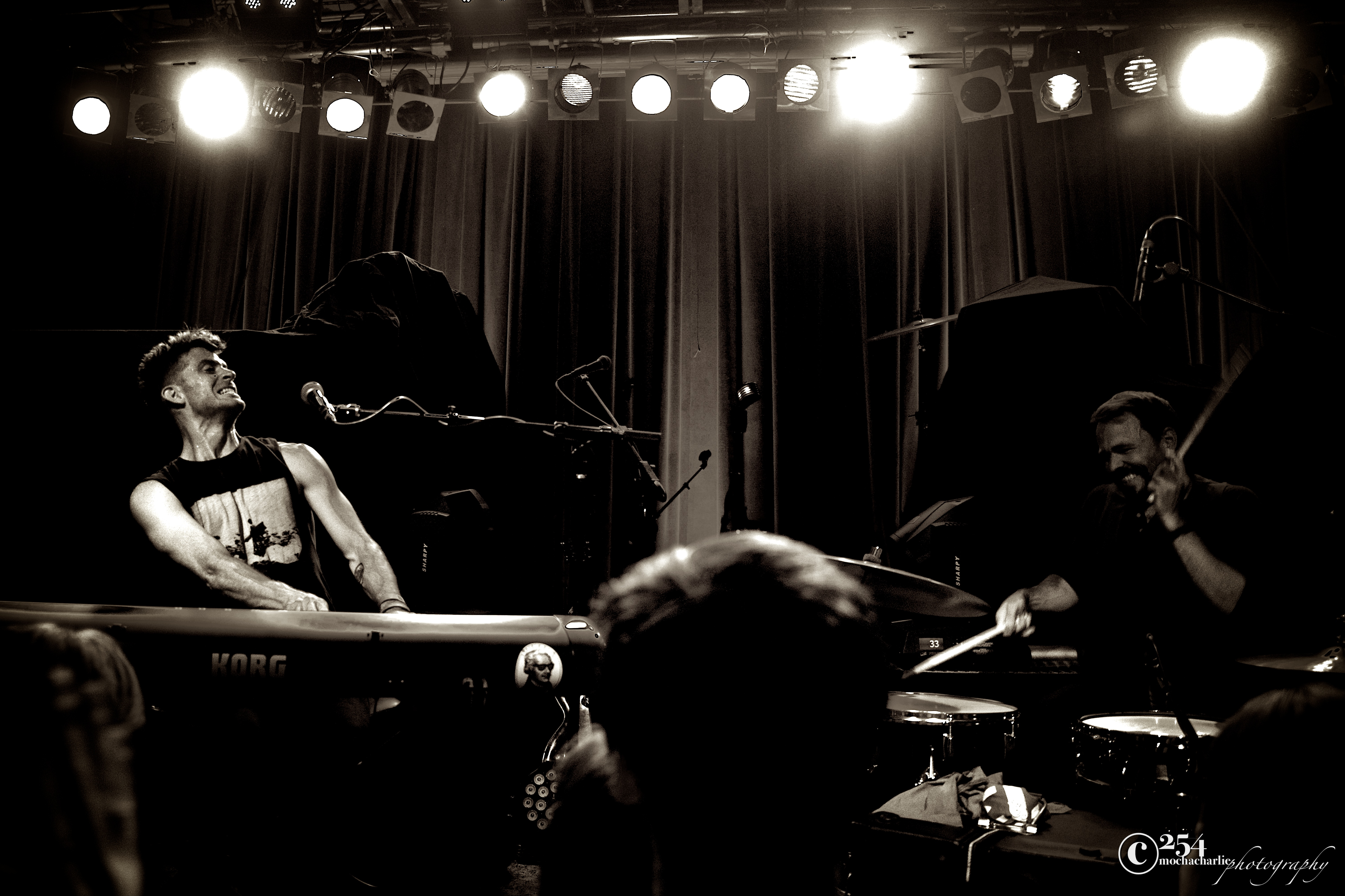 Brendan James  at Neumos (Photo by Mocha Charlie)