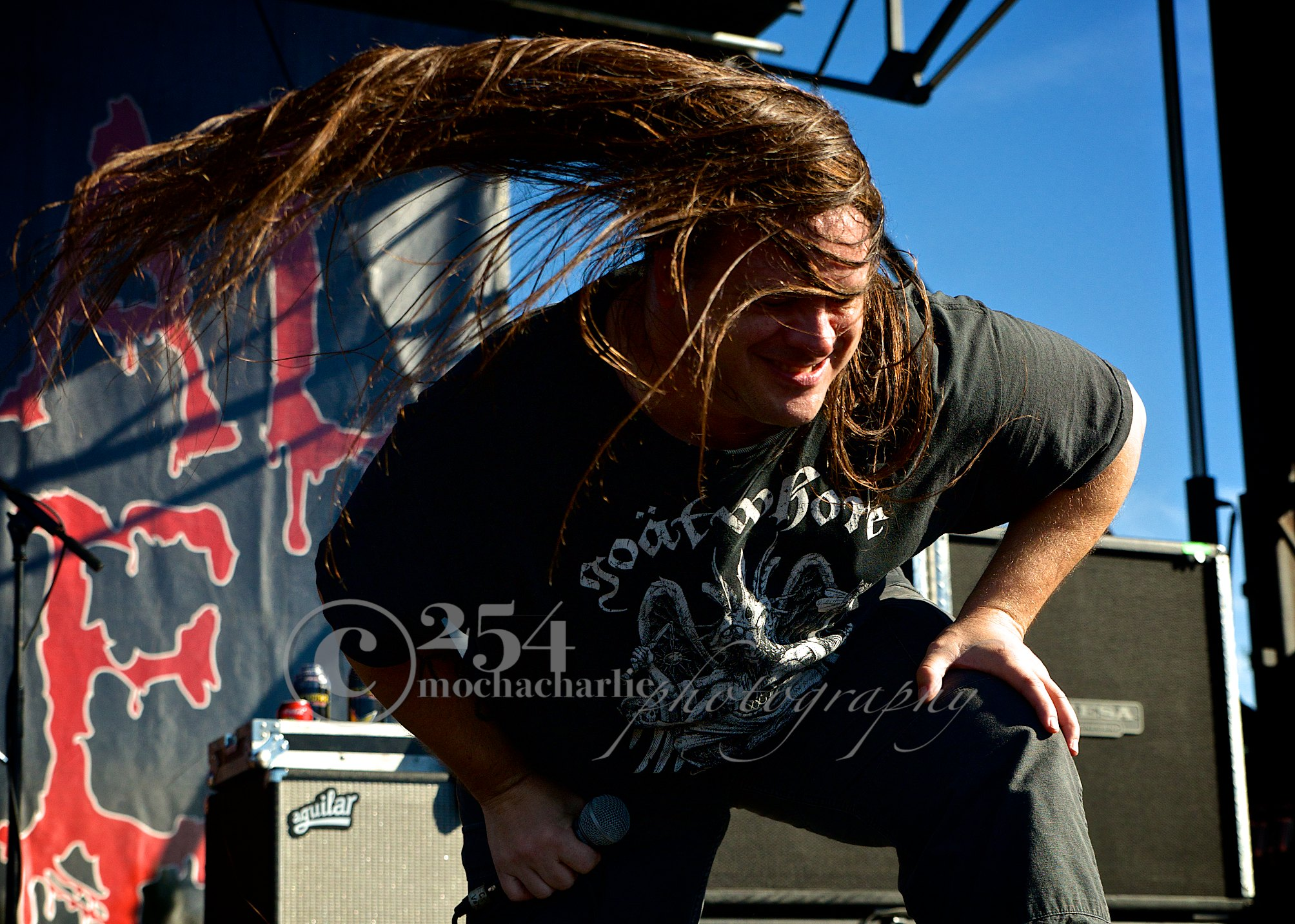 Cannibal Corpse at Mayhem Festival (Photo by Mocha Charlie)