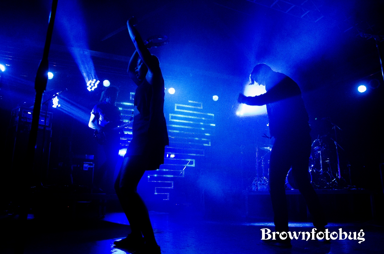 Fitz and the Tantrums Live at Showbox SoDo (Photo by Arlene Brown)