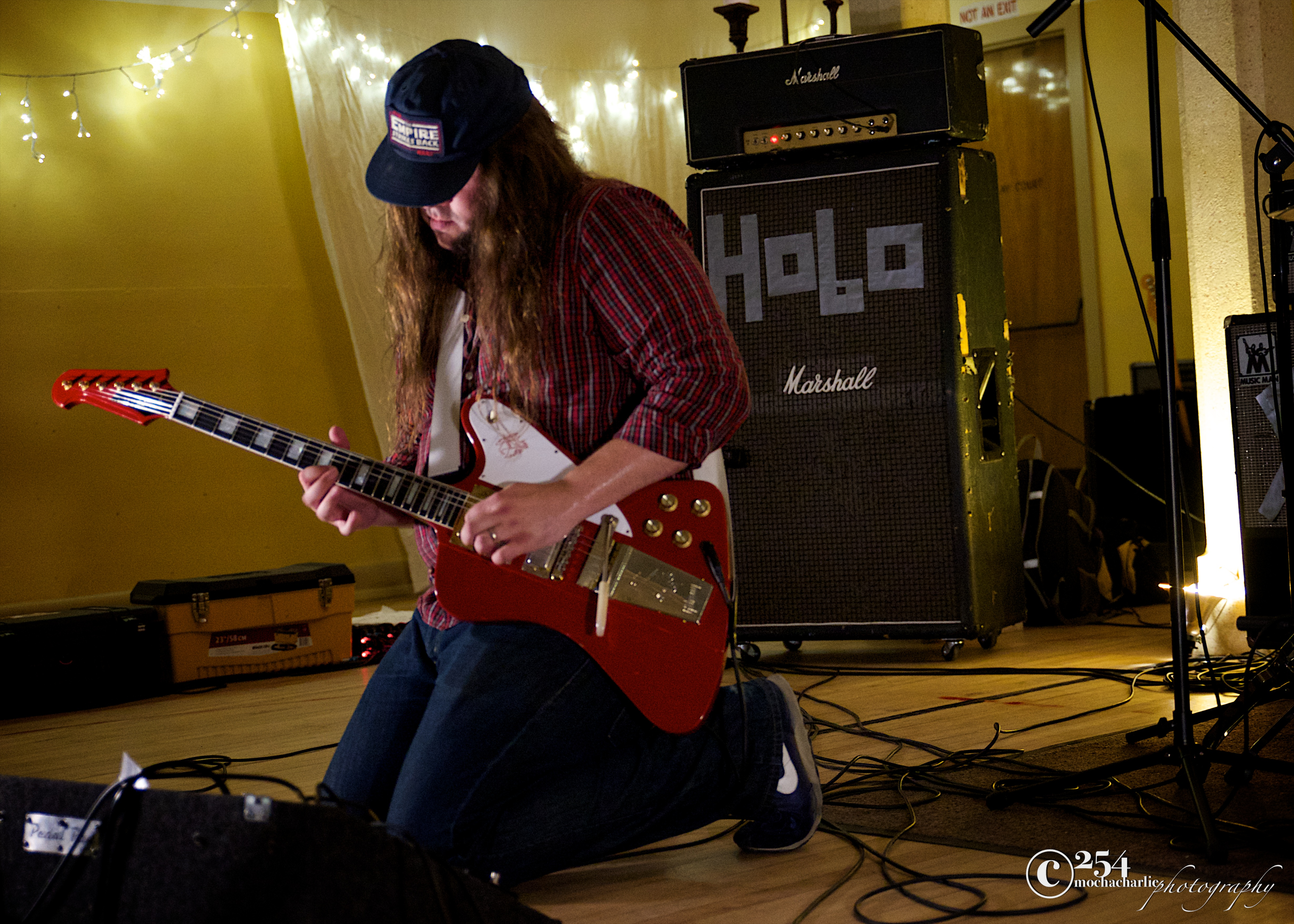 Hobosexual at Seattle Secret Shows (Photo by Mocha Charlie)