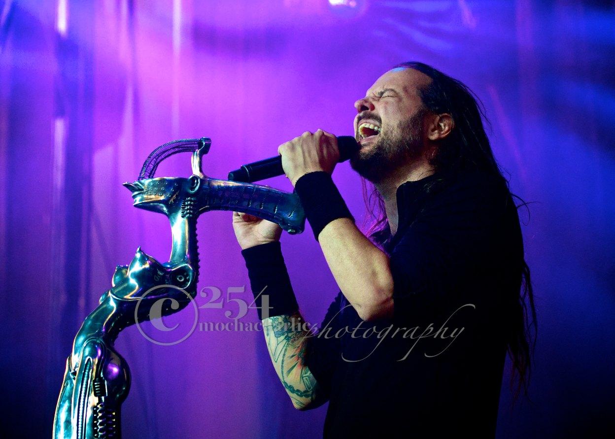 Korn at Mayhem Festival (Photo by Mocha Charlie)