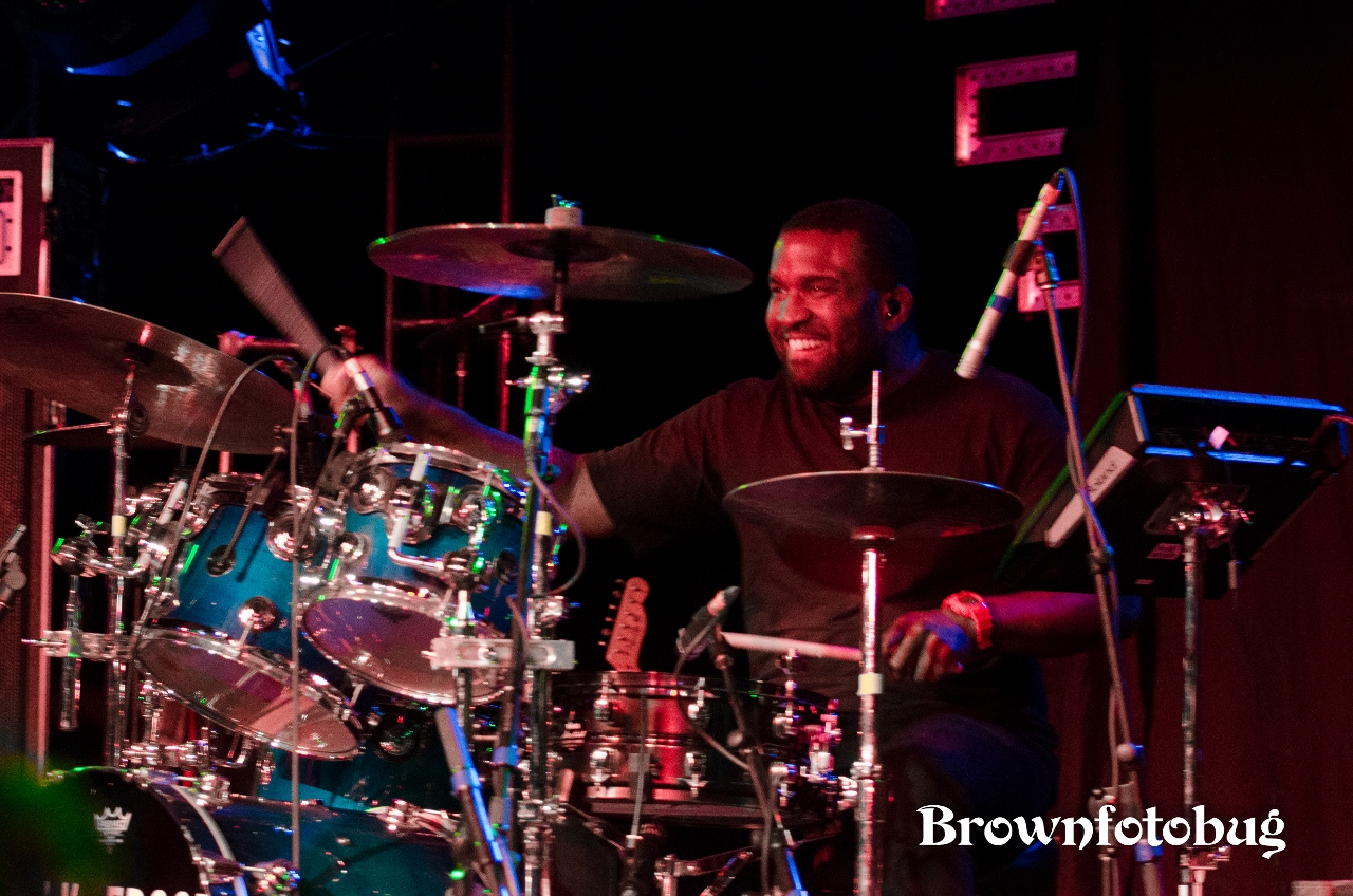 Max Frost Live at Showbox SoDo (Photo by Arlene Brown)