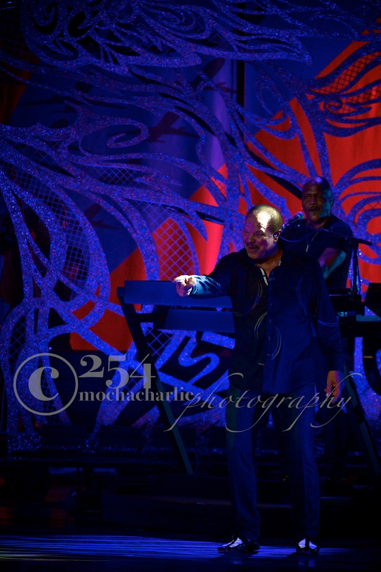 Steve Miller at White River Ampitheater (Photo by Mocha Charlie)