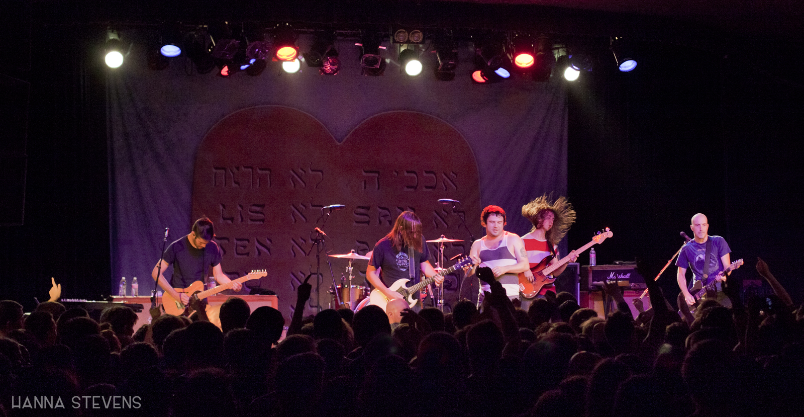 The Front Bottoms at the Showbox Market (Photo by Hanna Stevens)