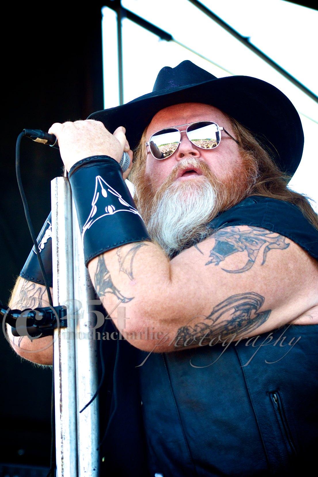 Texas Hippie Coalition at Mayhem Festival (Photo by Mocha Charlie)
