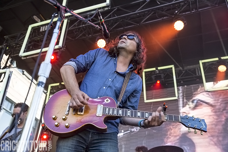War On Drugs @ The Capitol Hill Block Party (Photo by Alex Crick)