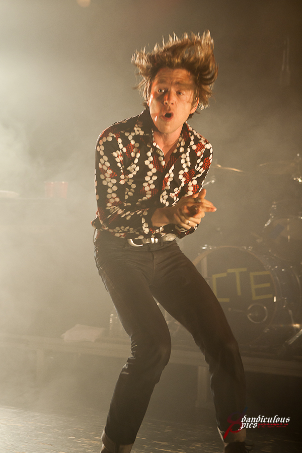 Cage The Elephant at the Showbox Sodo (Photo by Dan Rogers)