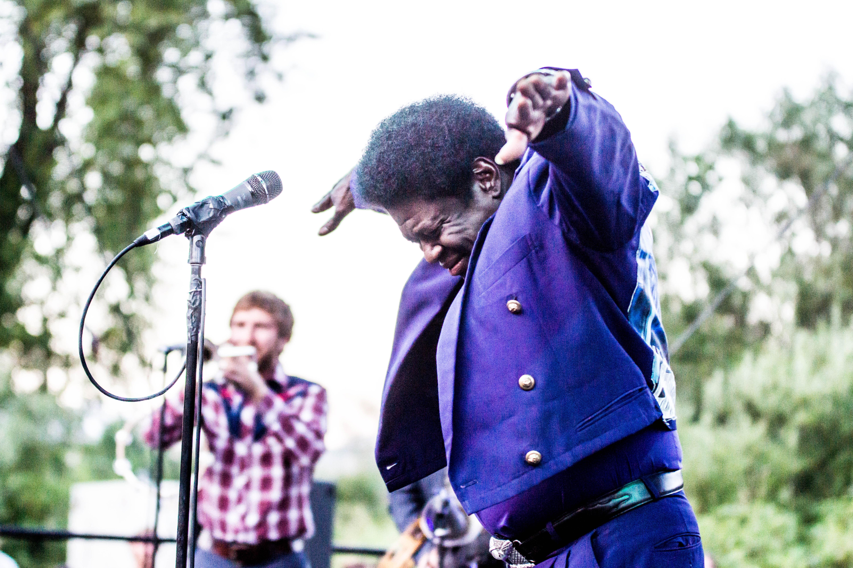 Charles Bradley @ Timber! 2014 (Photo by Greg Roth)