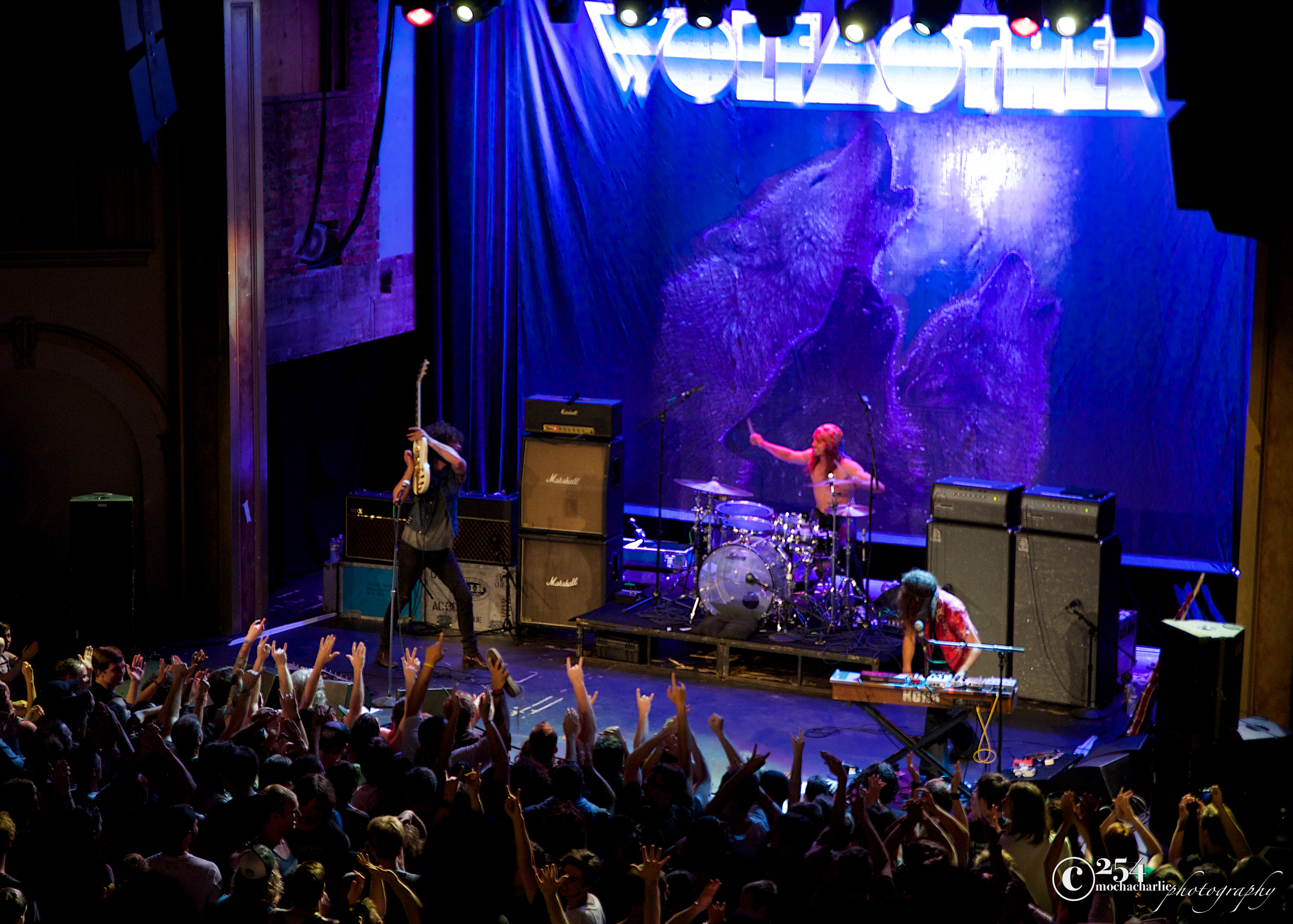 Wolfmother at The Neptune (Photo by Mocha Charlie)