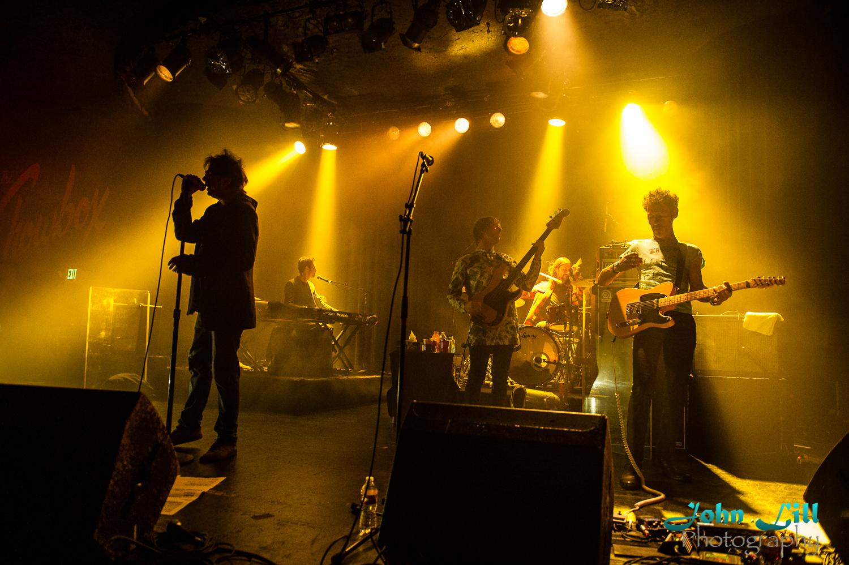 Echo & Bunnymen @ the Showbox in Seattle (Photo by John Lill)