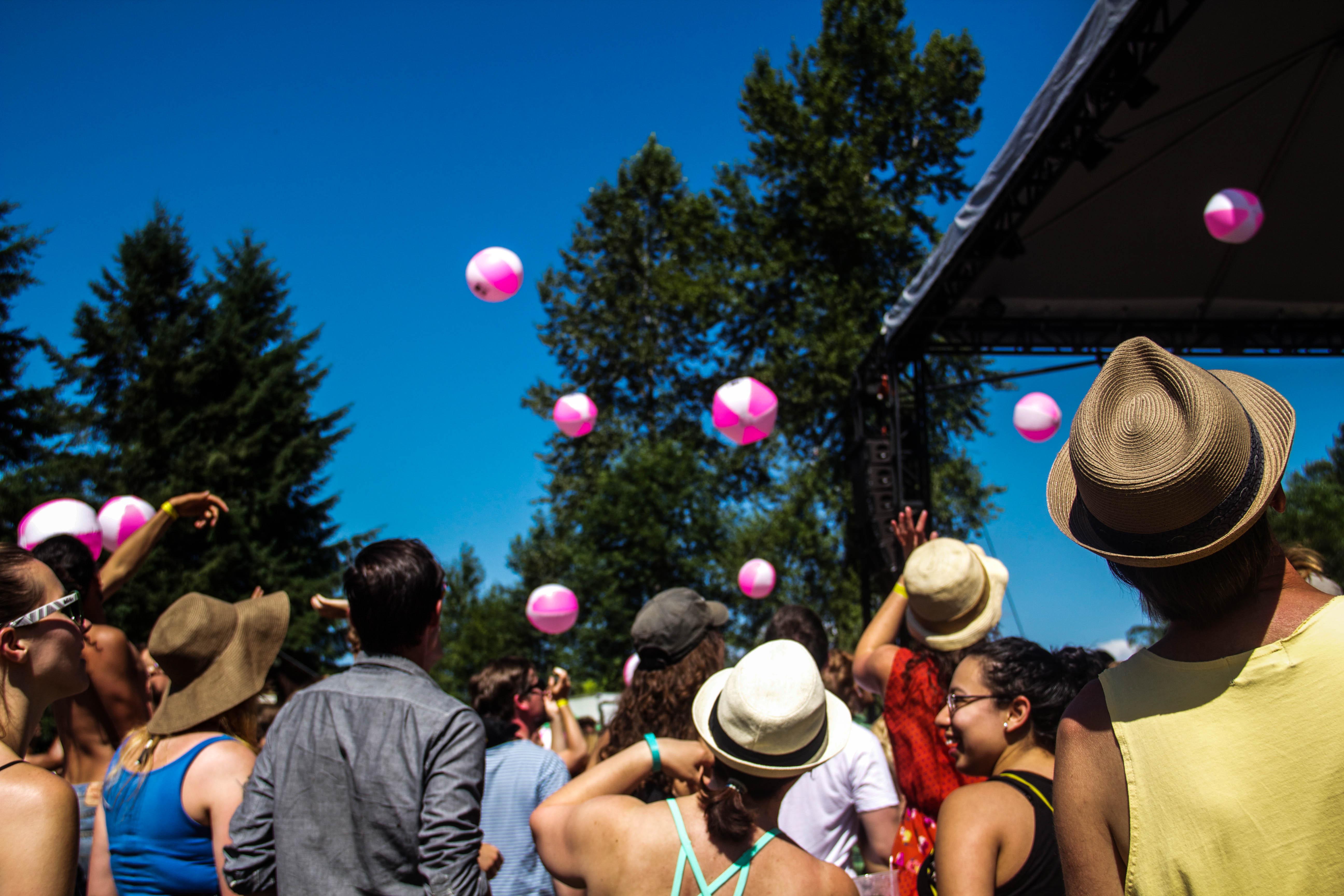 Timber! 2014 Activities (Photo by Christina Leiva)