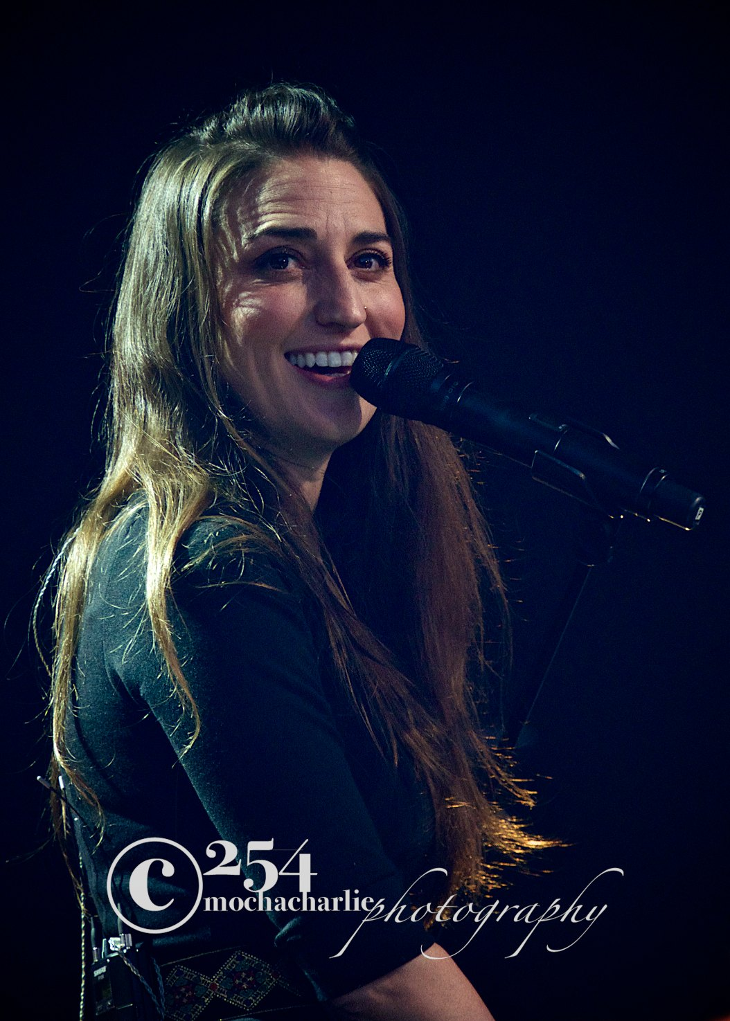 Sara Bareilles at Marymoor Park (Photo by Mocha Charlie)