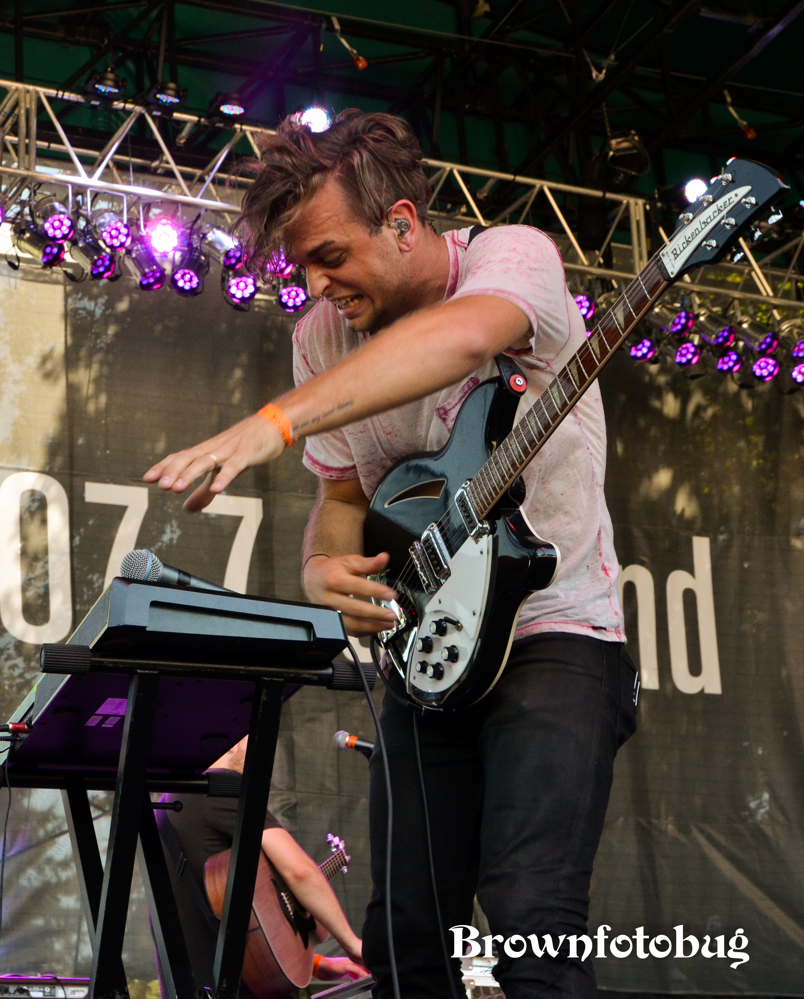 Sir Sly at Marymoor Park (Photo by Arlene Brown)