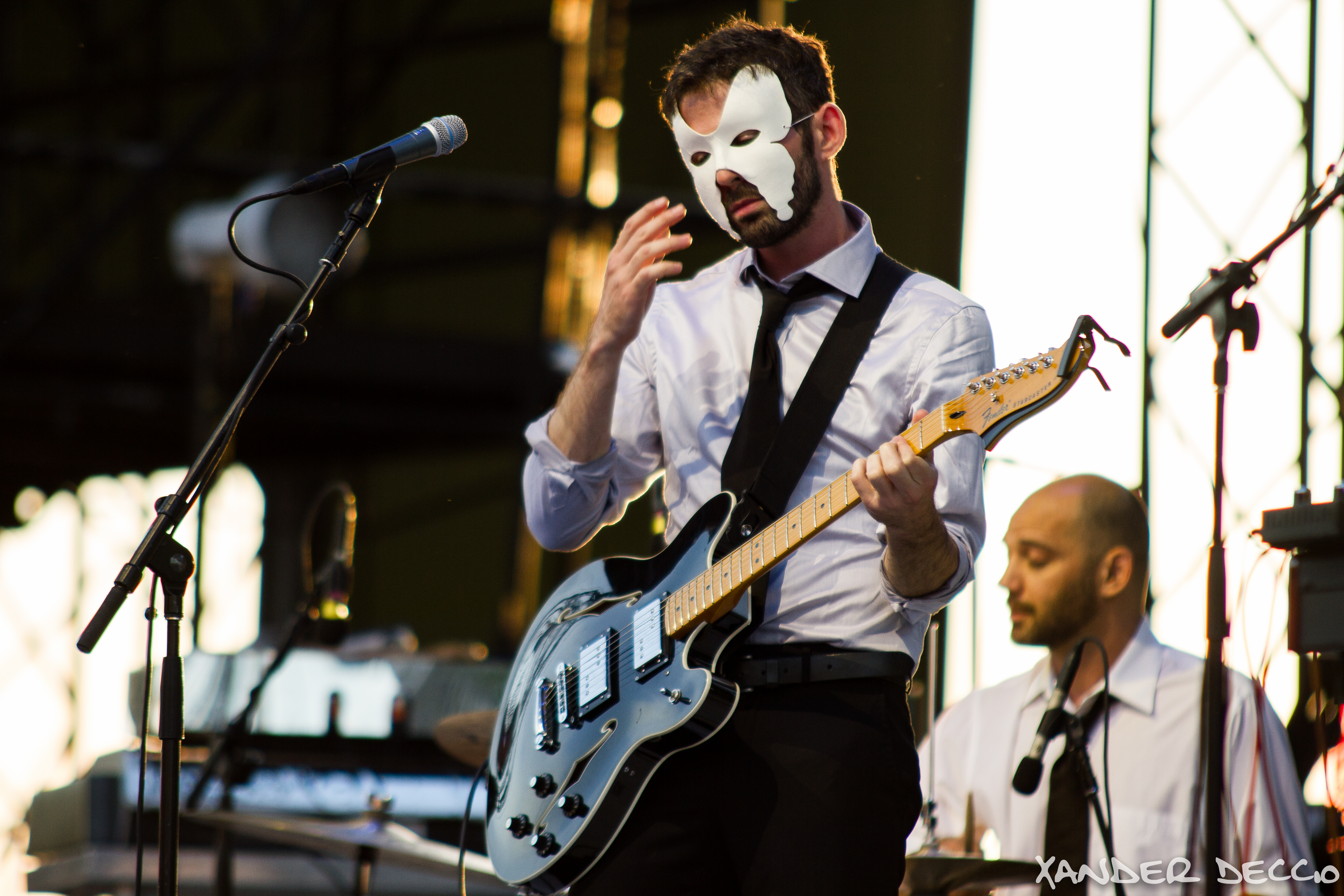 The Antlers Live at The Gorge (Photo by Xander Deccio)