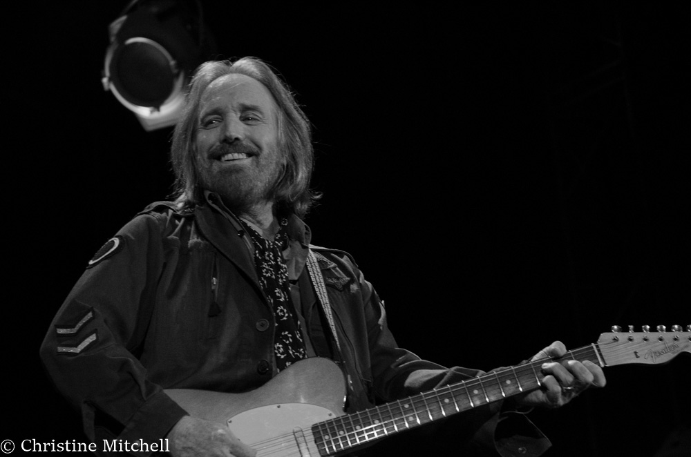 Tom Petty at The Gorge (Photo by Christine Mitchell)