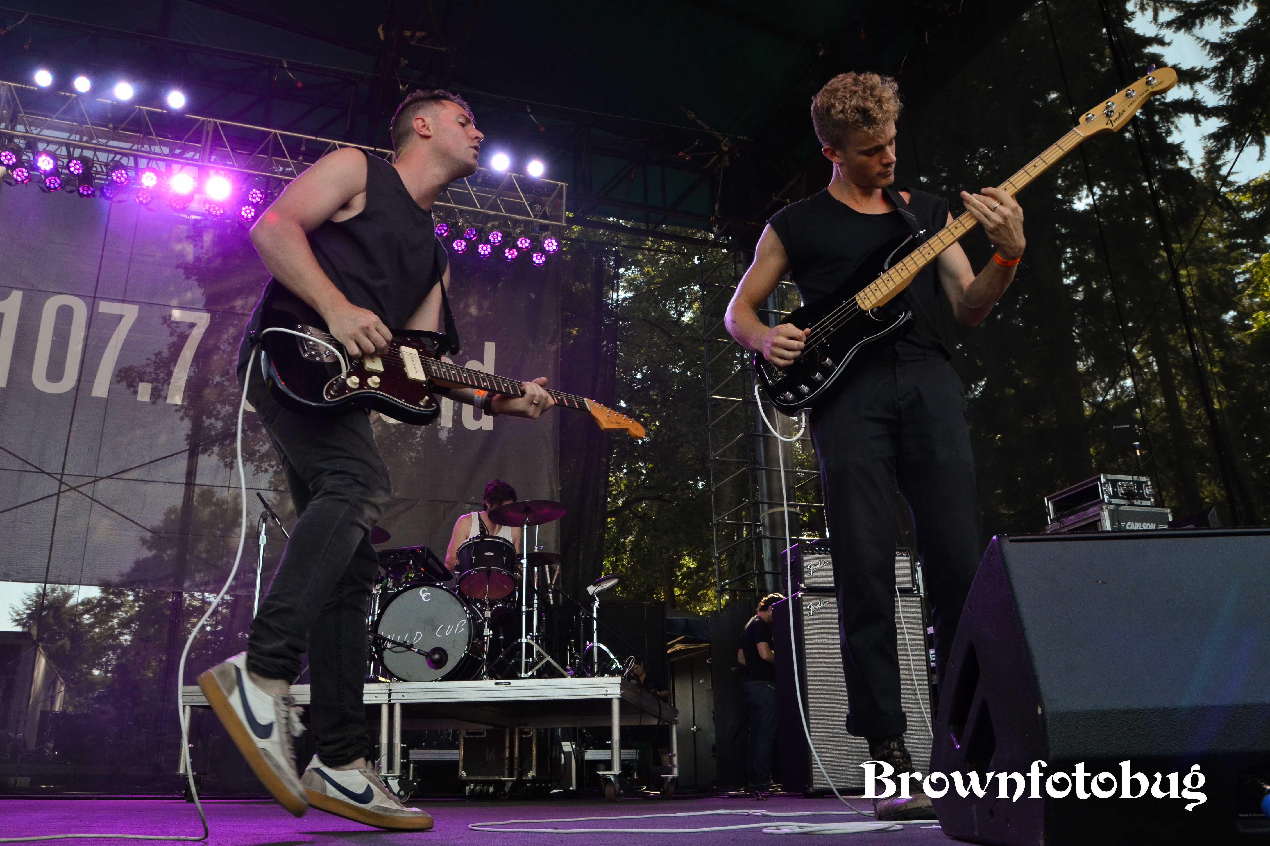 Wild Cub at Marymoor Park (Photo by Arlene Brown)