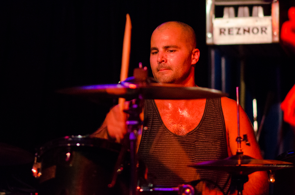 Chrome Lakes at El Corazon Lounge (Photo by Christine Mitchell)