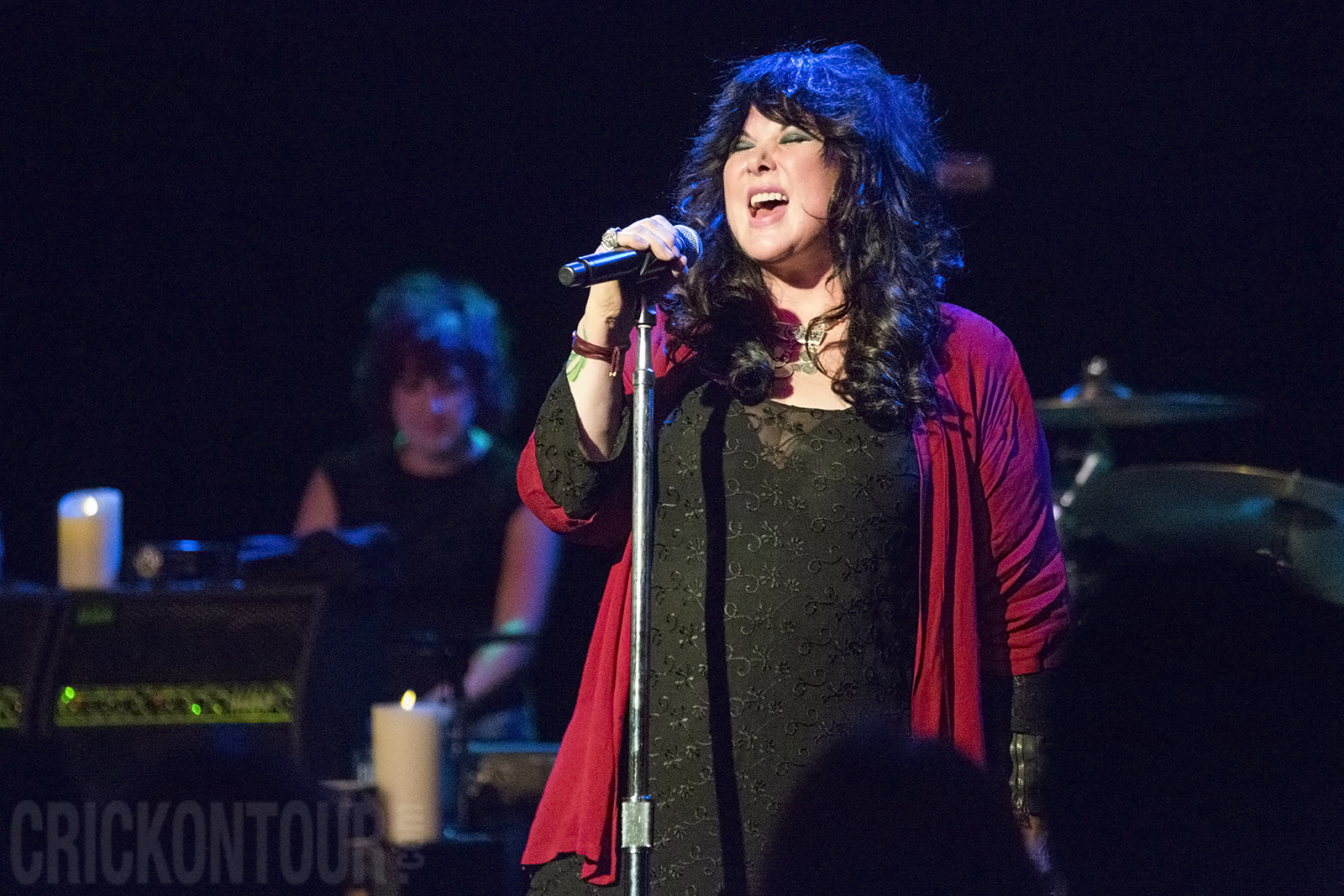Heart @ The Showbox (Photo by Alex Crick)