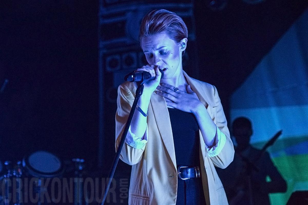 La Roux Live @ The Showbox (Photo by Alex Crick)
