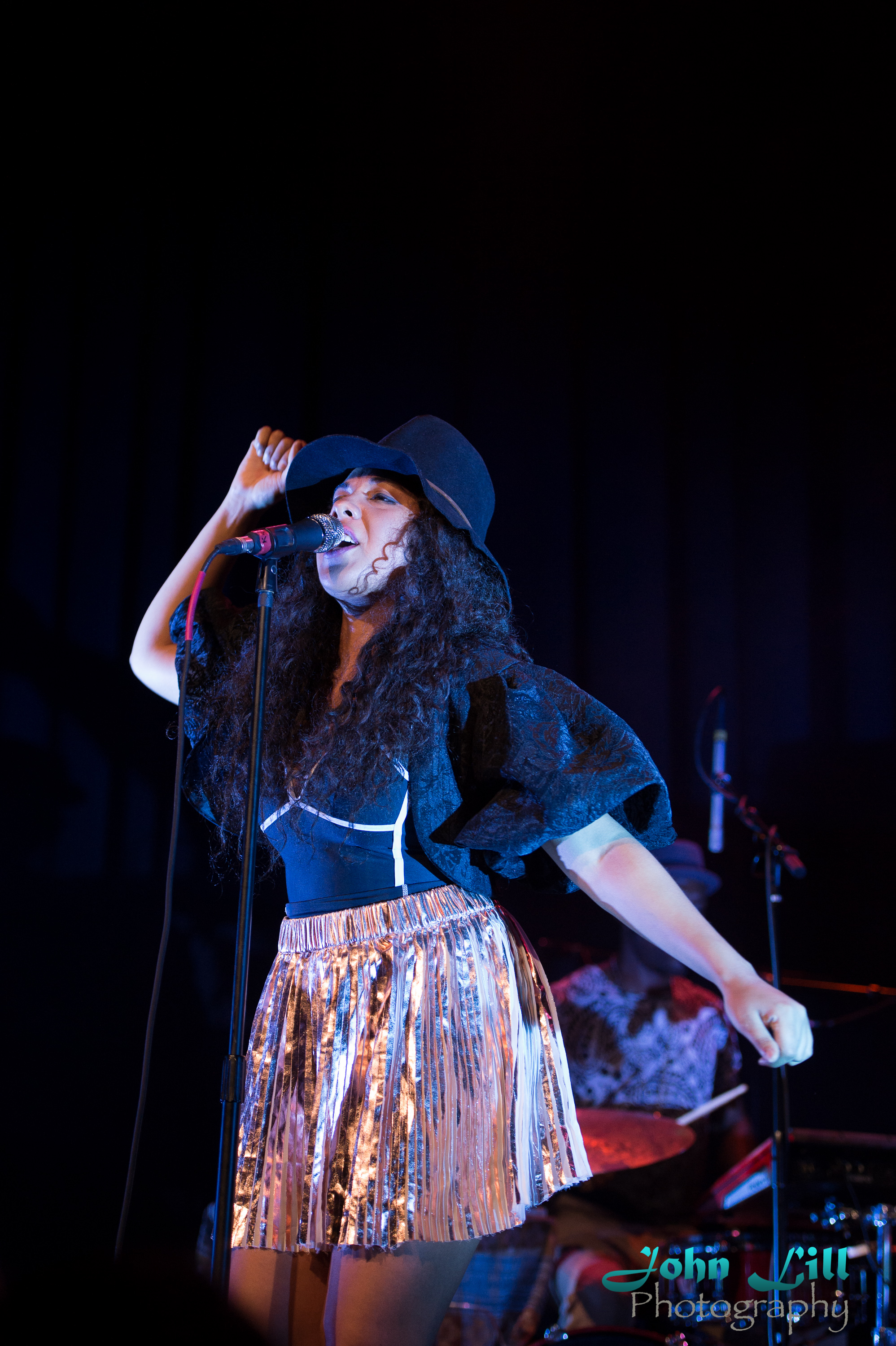 Mapei Live @ The Moore (Photo by John Lill)